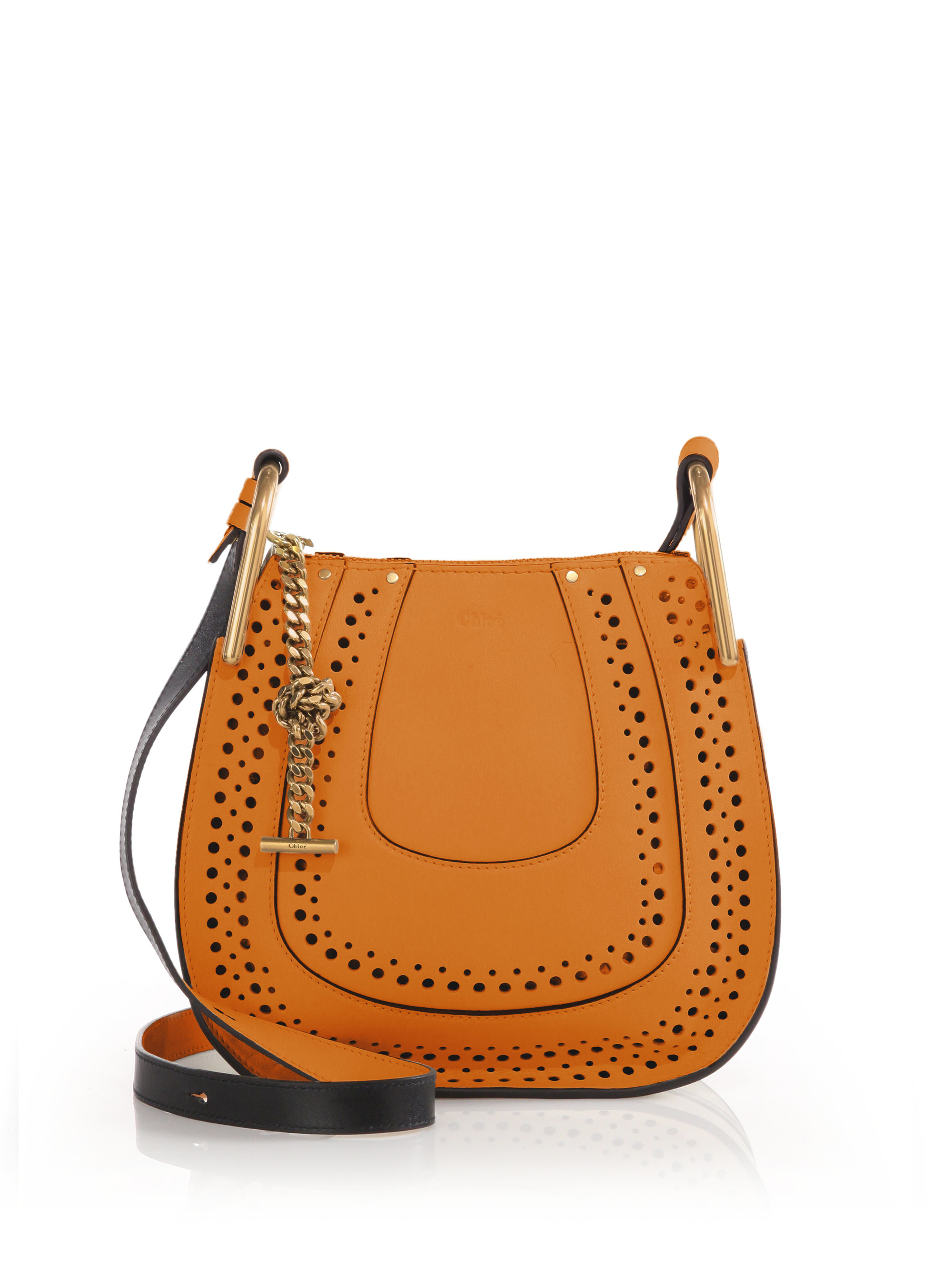 replica chloe marcie - chloe hayley small leather shoulder bag , chloe online