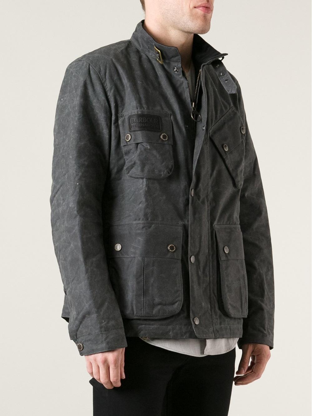 Buckle Jackets