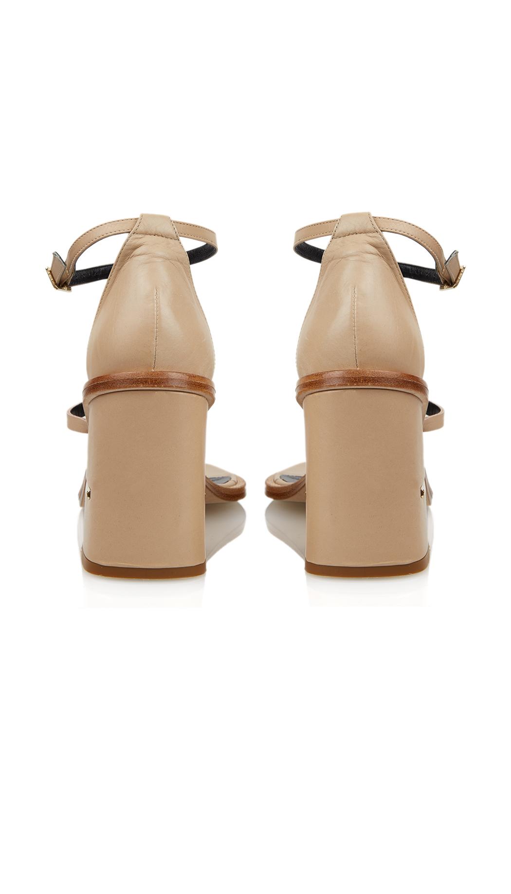 3d83e4915297 Lyst - Tibi Chloe Sandals in Natural