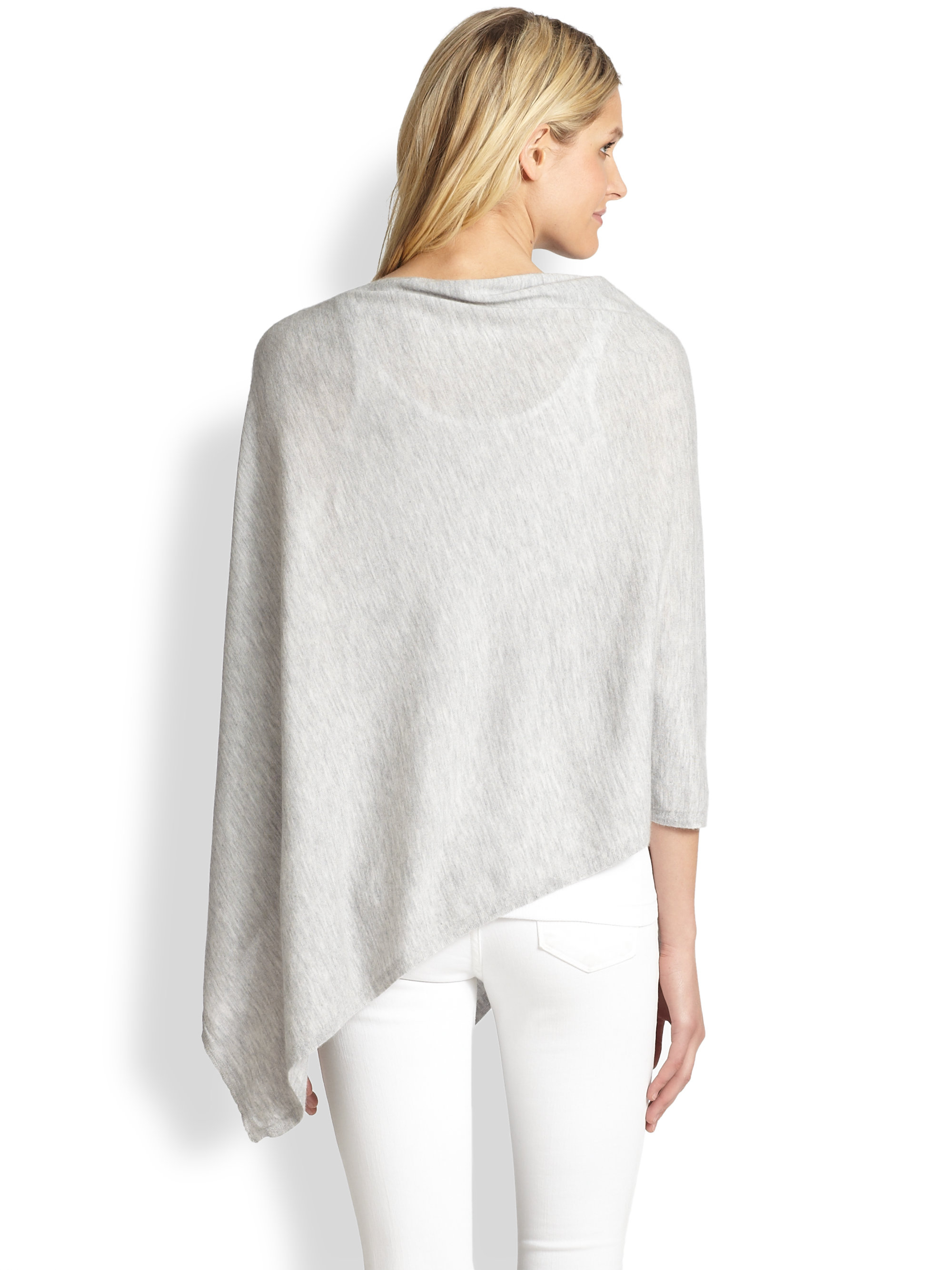 Eileen Fisher White Sweater