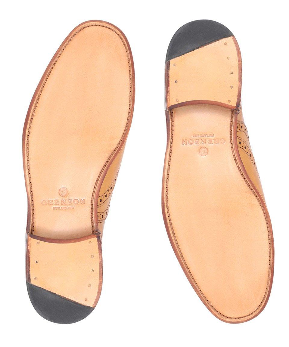 Taupe Leather Shoe Polish
