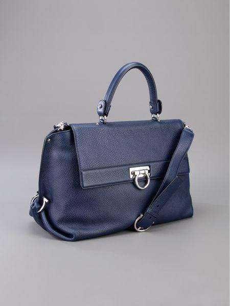 Ferragamo Sofia Blue Blue Ferragamo Sofia Bag