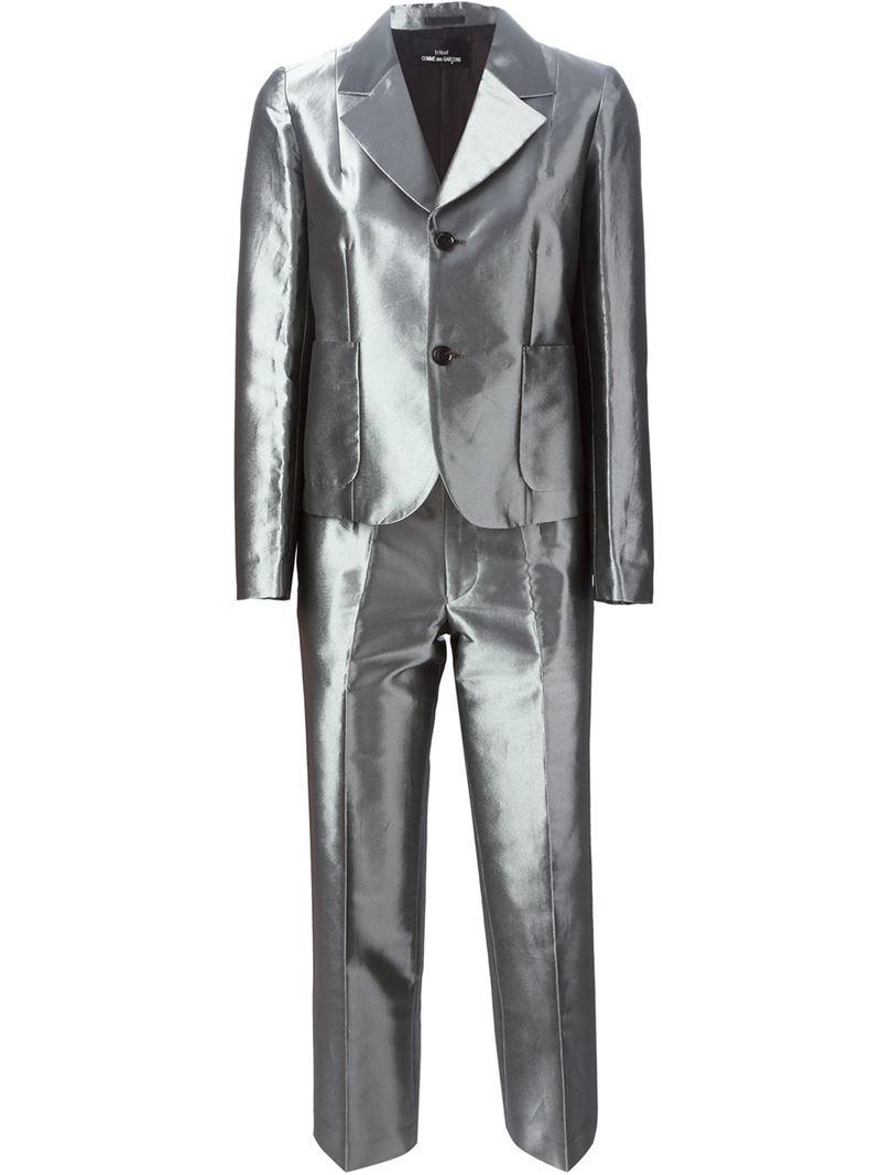 e7e292ddd4a6 Lyst - Comme des Garçons Tricot Cdg Jewel Trouser Suit Jacket in ...