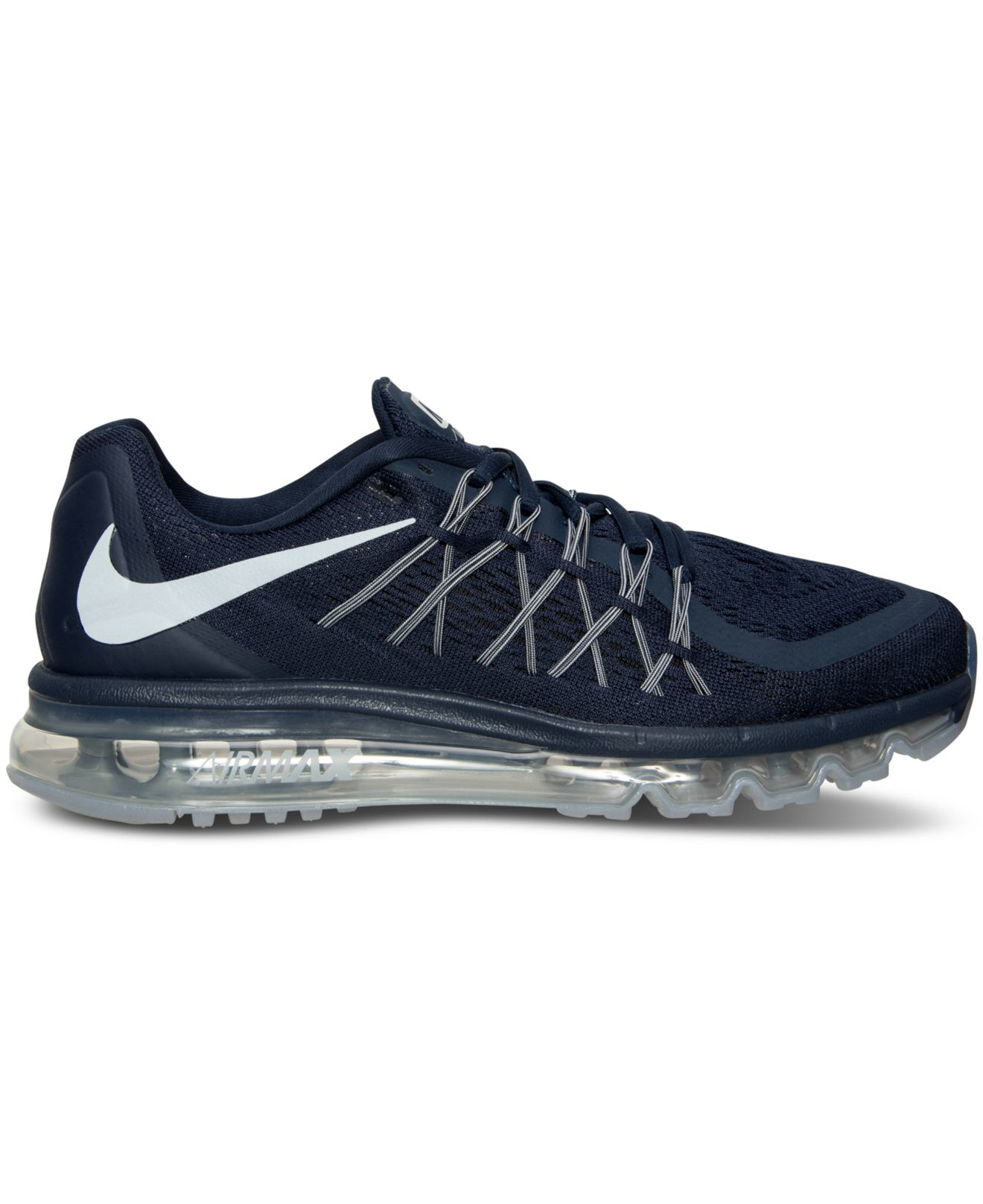 nike mens air max 2015 running sneakers from finish line