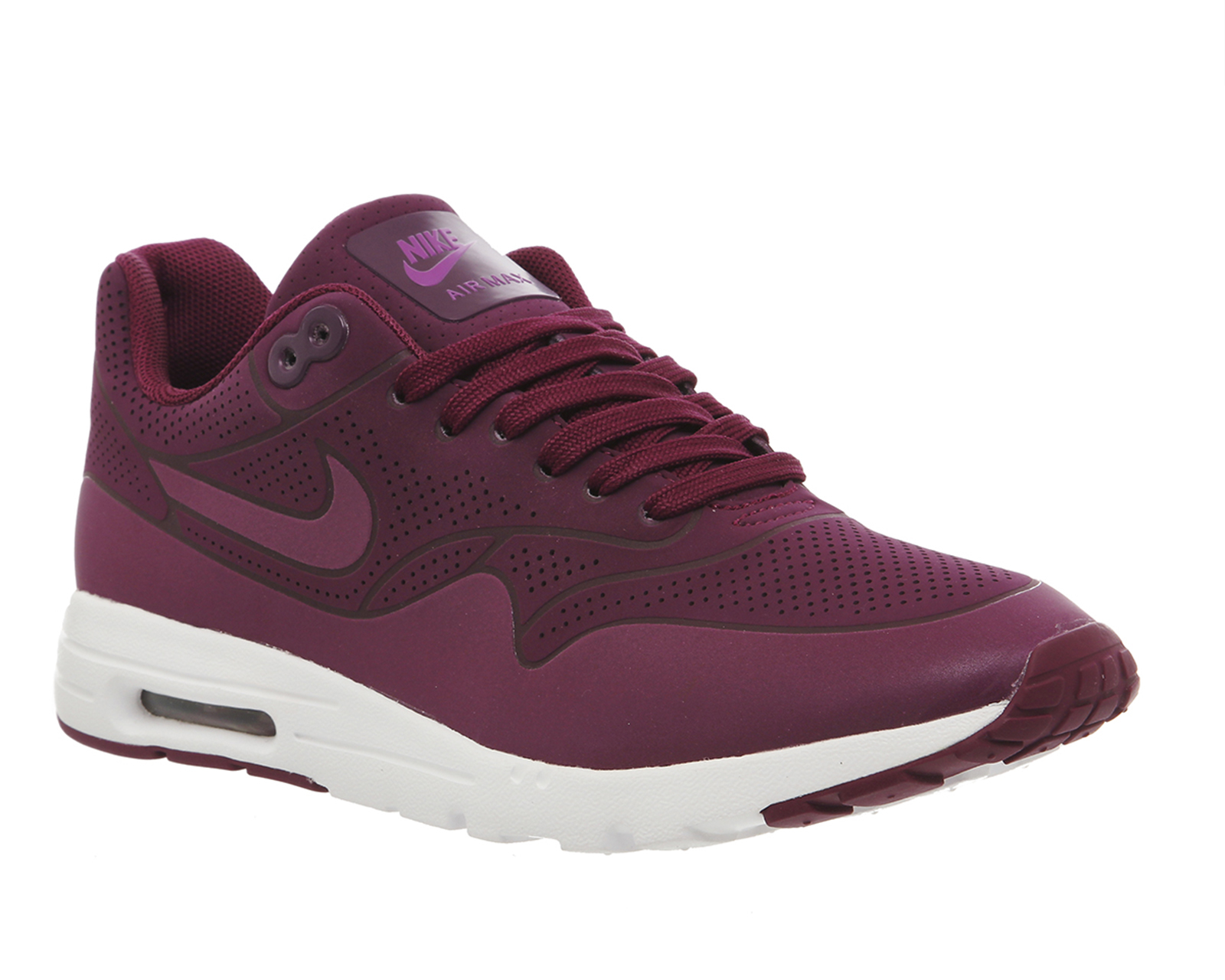 nike air max 1 ultra moire l in purple lyst. Black Bedroom Furniture Sets. Home Design Ideas