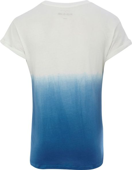 River Island Mens Ibiza T Shirt
