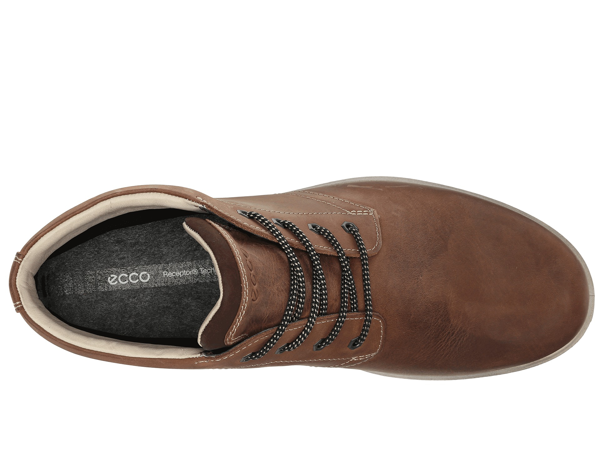 989d45e16388 Lyst - Ecco Whistler Gore-tex® Mid in Brown for Men