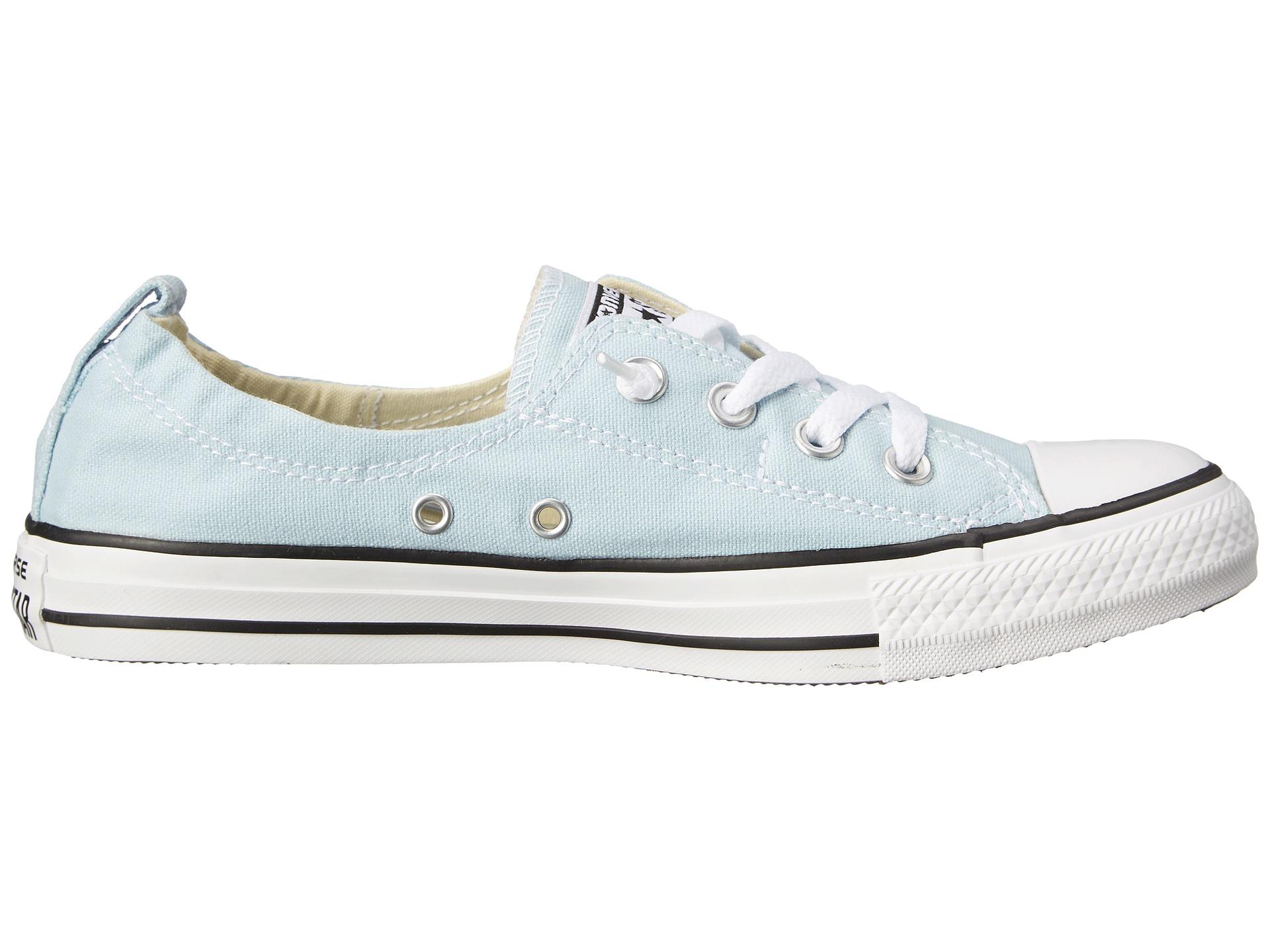 f2820e2a888 Lyst - Converse Chuck Taylor® All Star® Fashion Basics Shoreline in Blue