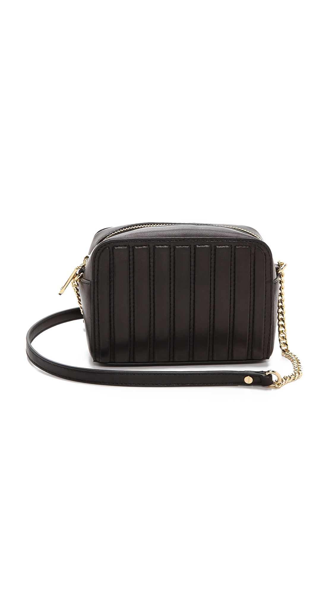 The Black Cross Body Bag Waiting For You!