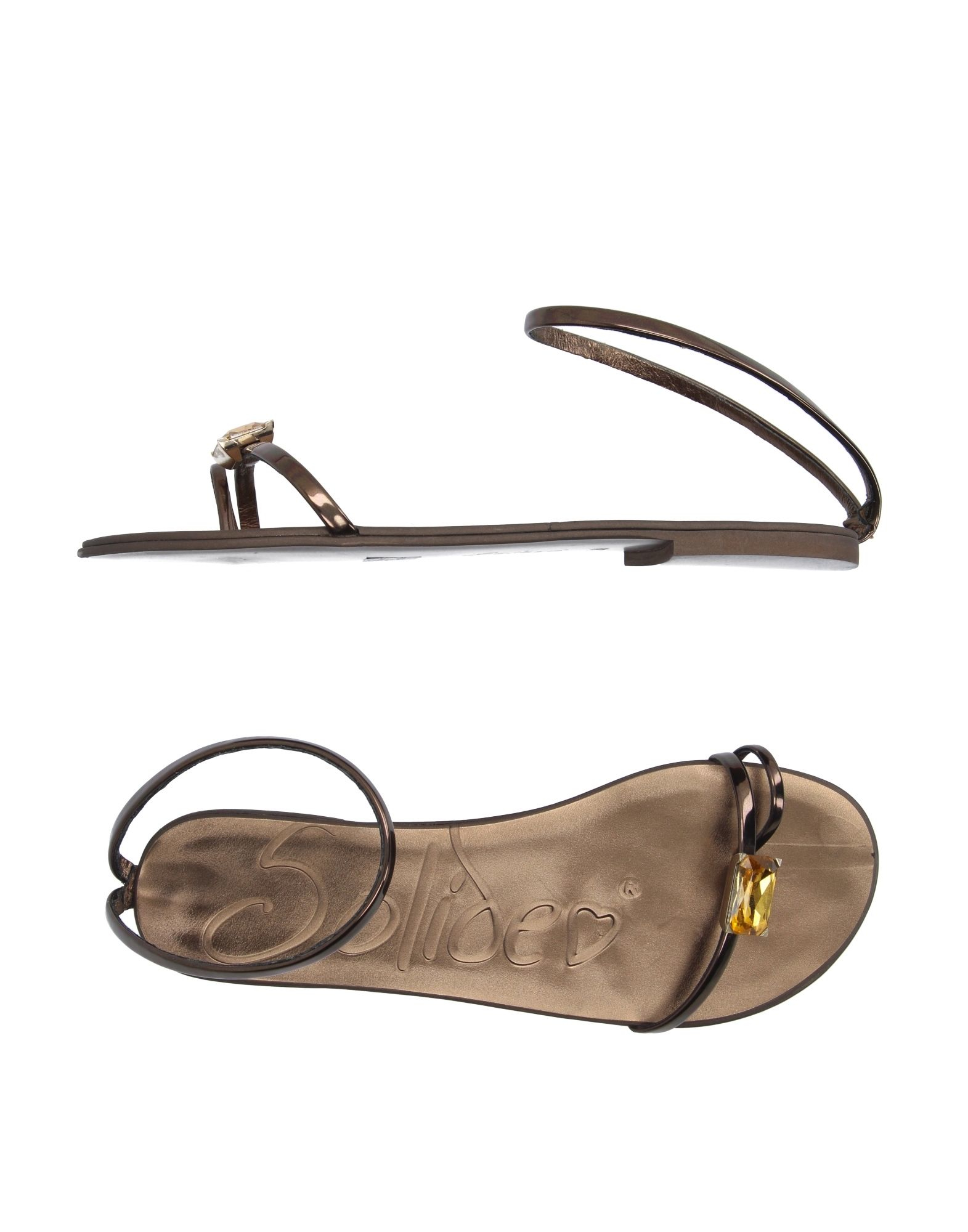 FOOTWEAR - Toe post sandals SOLIDEA kCeaNiL