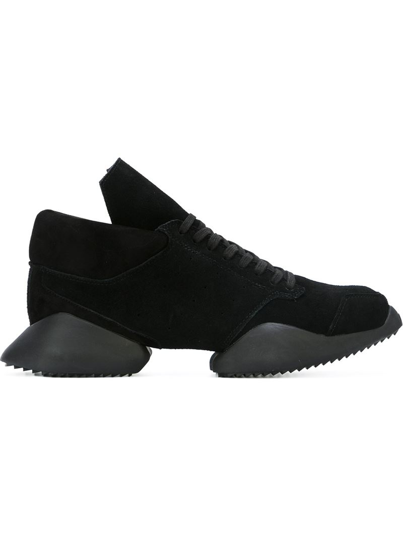 Gallery. Previously sold at: Farfetch · Men's Rick Owens Tech Runner