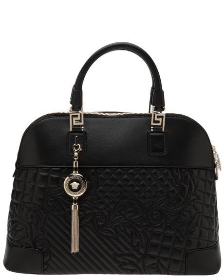 5a3bebba9c Versace 'Vanitas Athena' Handbag ...