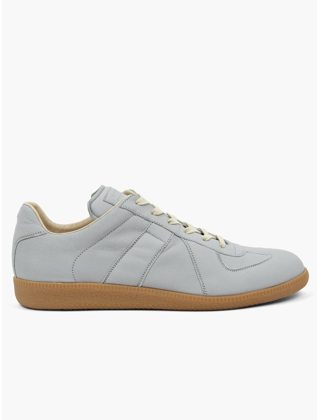 Maison martin margiela 22 mens grey replica sneakers in for Replica maison martin margiela