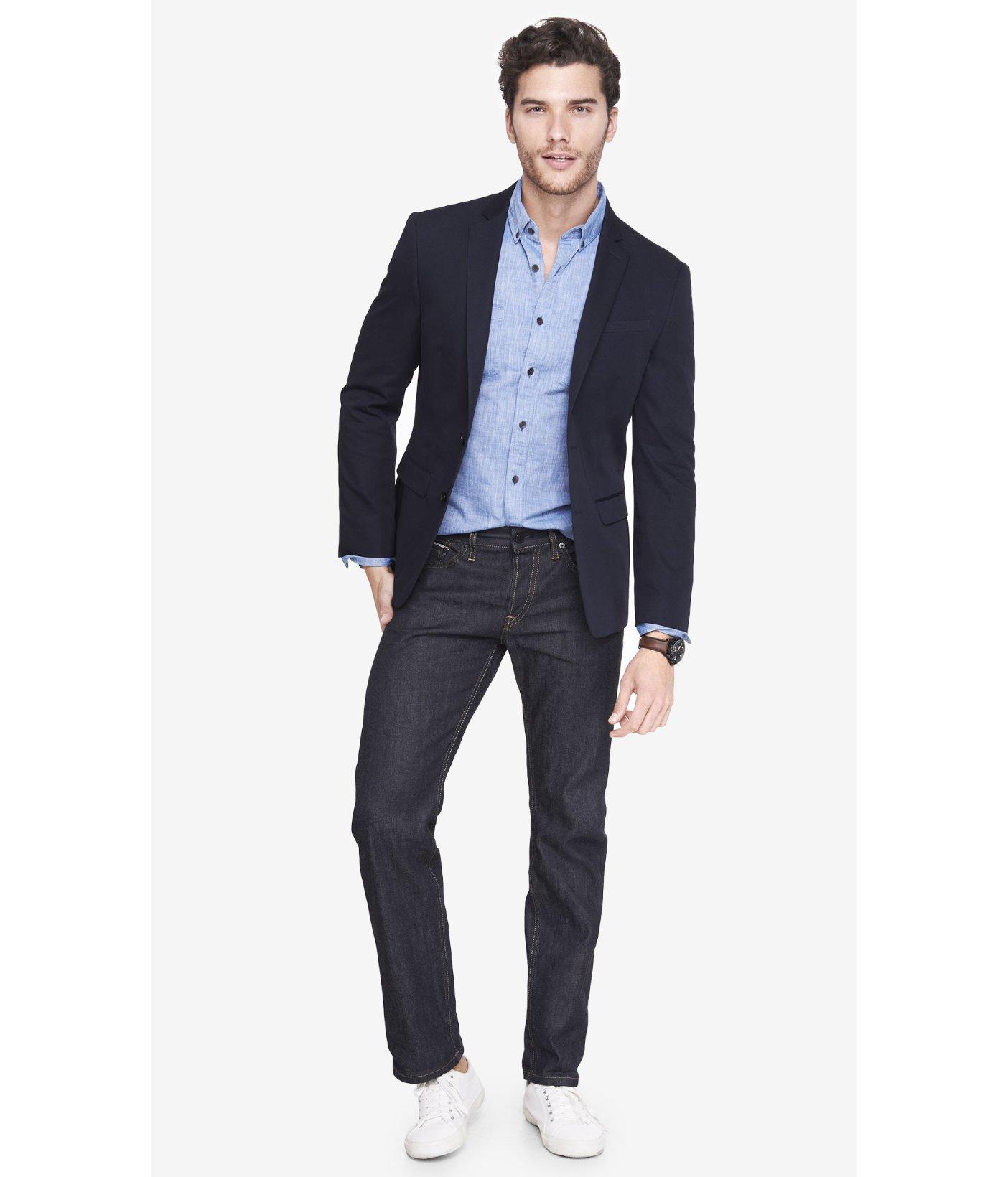 Navy Blazer Mens   Fashion Ql