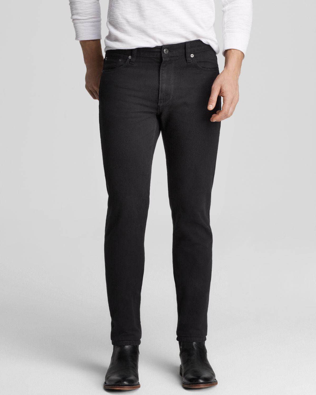 slim-fit denim jeans - Black Kent & Curwen tmM8n1Z8Bq