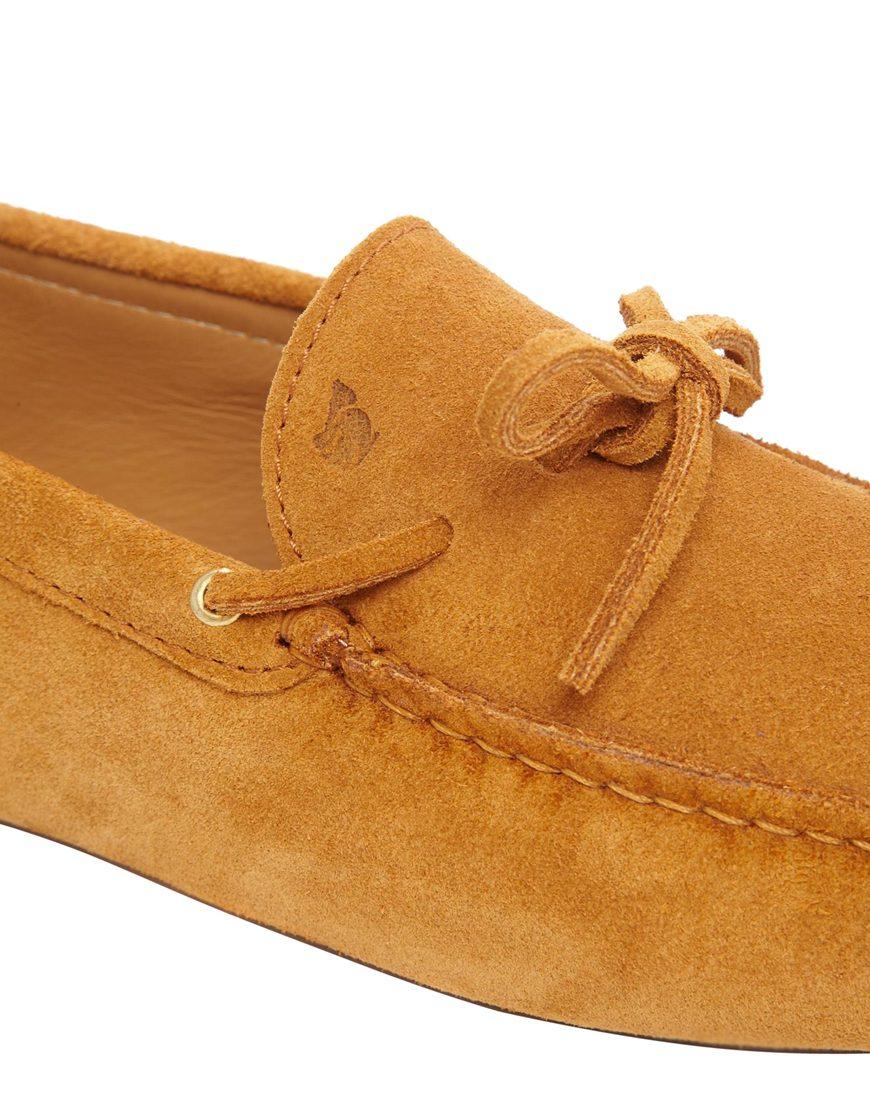 0ef6647985e Lyst - Bobbies Le Magnifique Driving Shoes in Brown for Men