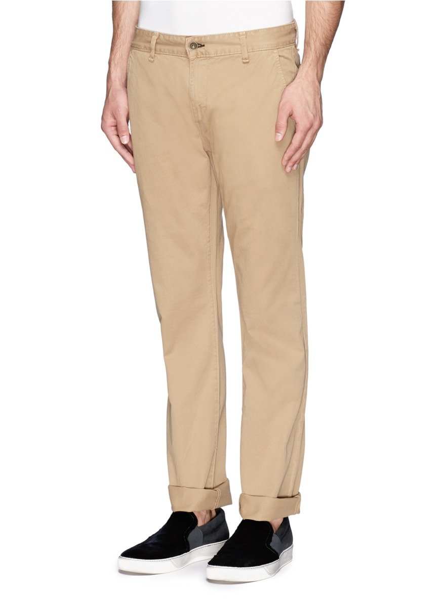 better price Official Website best quality Men's Natural Cotton Chinos