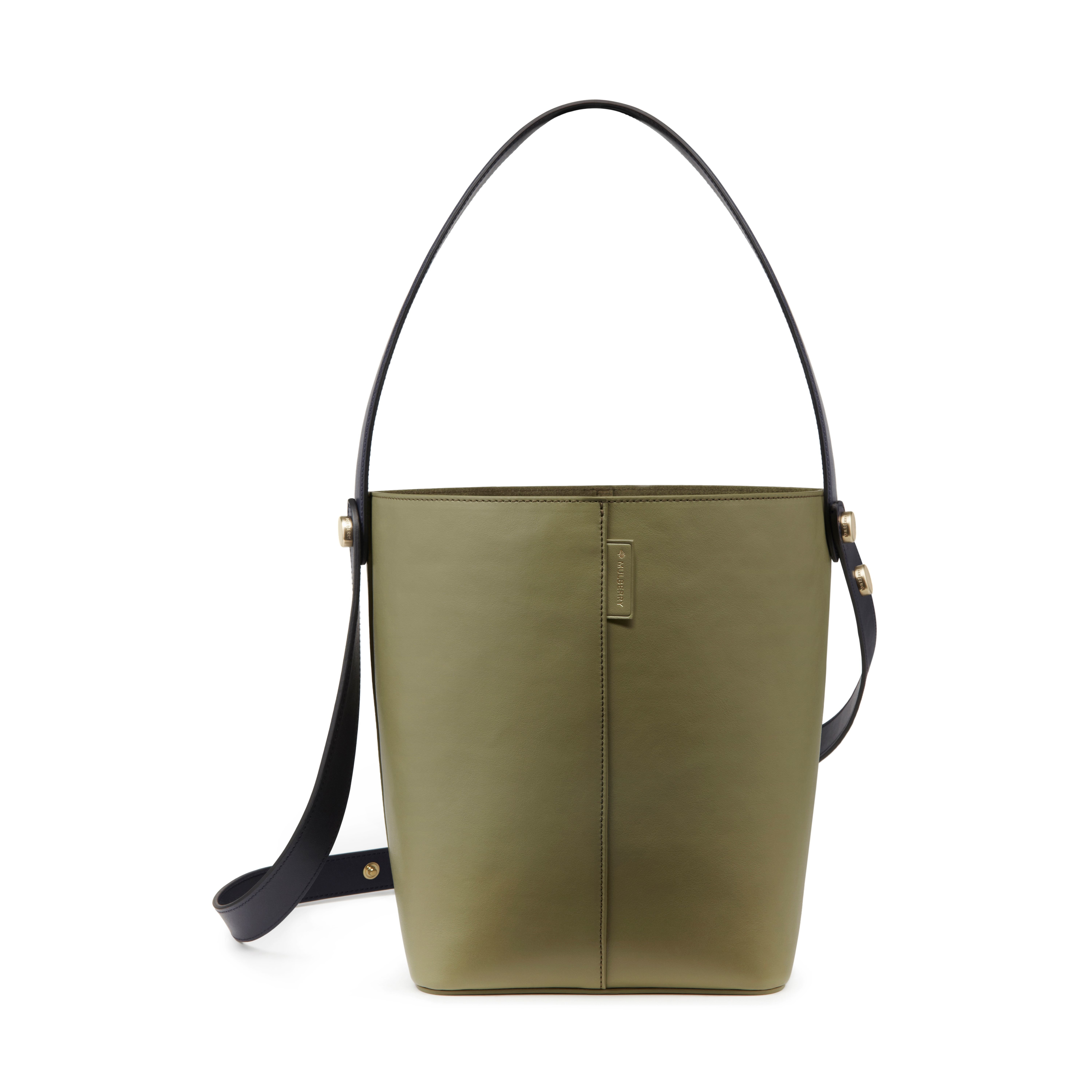 eb910e9f74 ... cheap lyst mulberry small kite leather tote in green 36ca4 dff9c