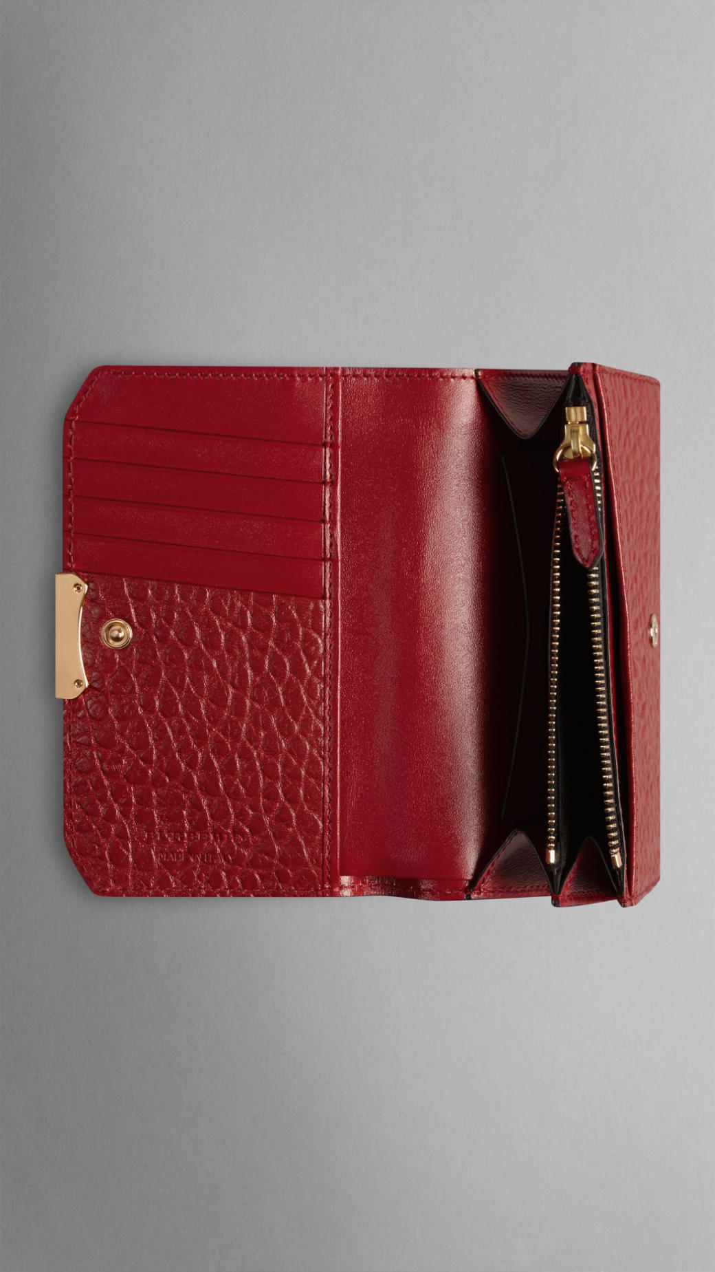 85a2713ce97f Burberry Military Red Wallet | Stanford Center for Opportunity ...