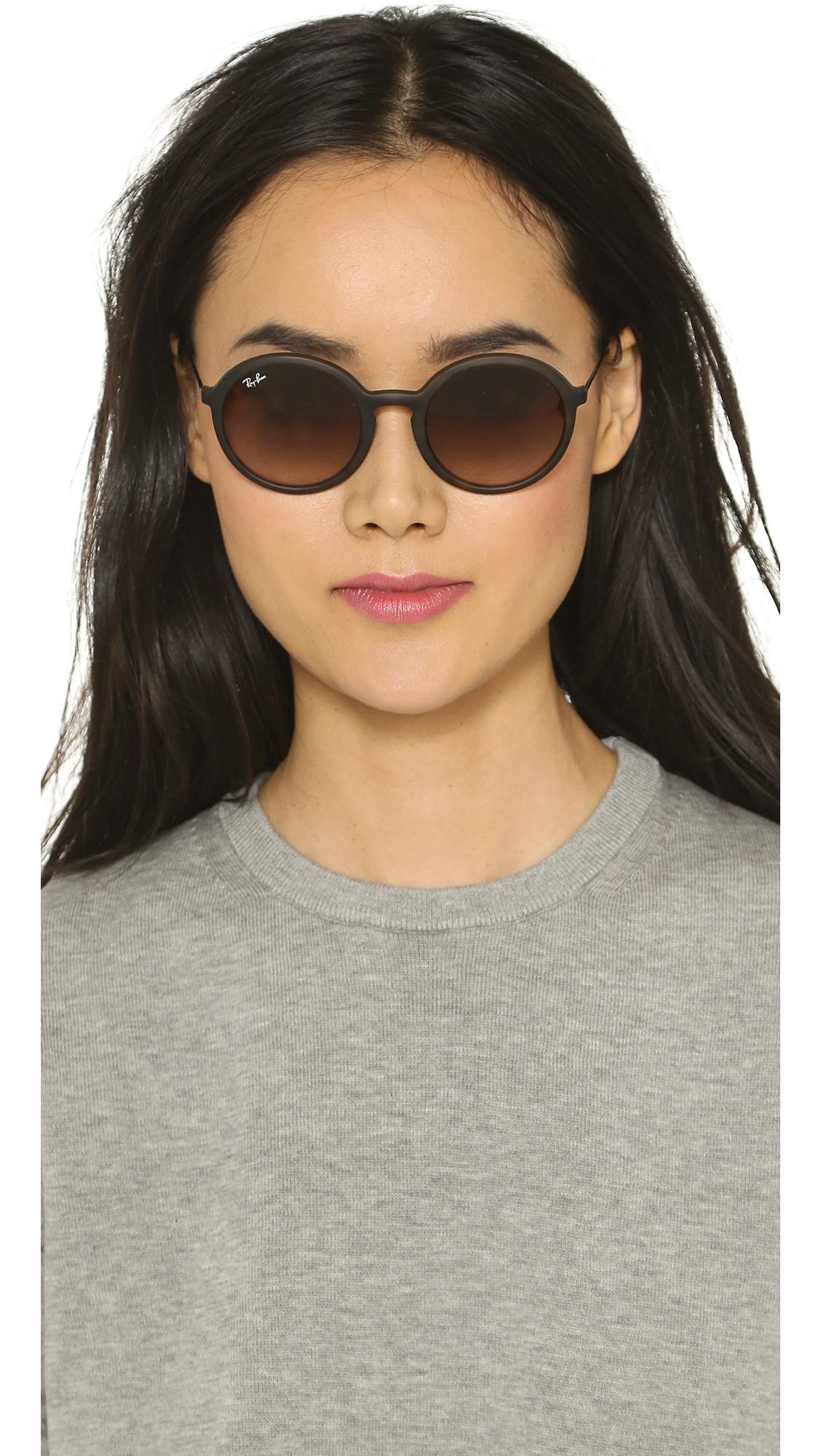 Ray-ban Women s Highstreet Round Sunglasses   David Simchi-Levi c35375d29ddf