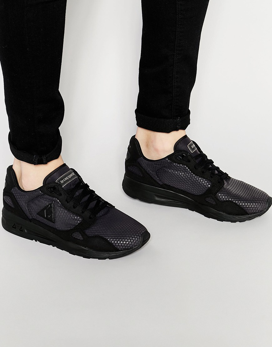abcecd77a985 Lyst - Le Coq Sportif Lcs R900 Sneakers in Black for Men