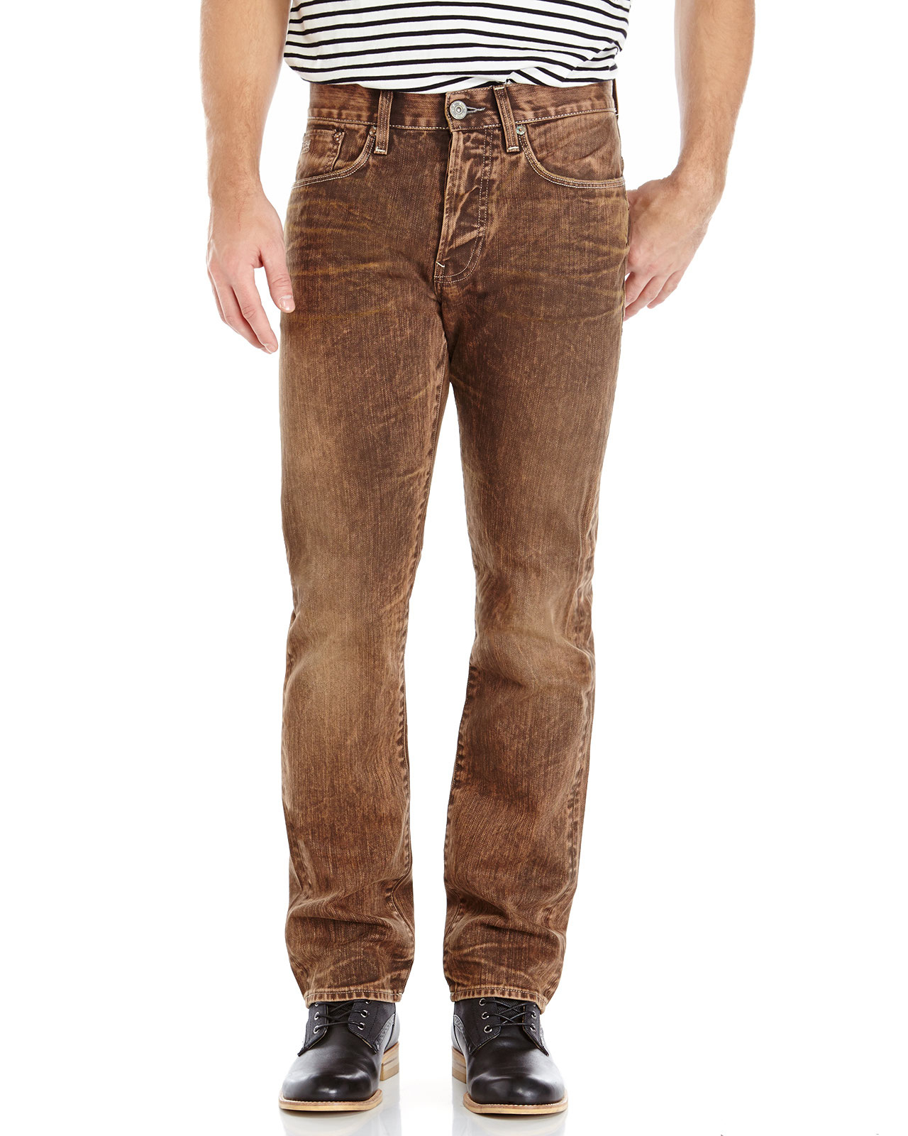Free shipping and returns on Women's Brown Jeans & Denim at sofltappreciate.tk
