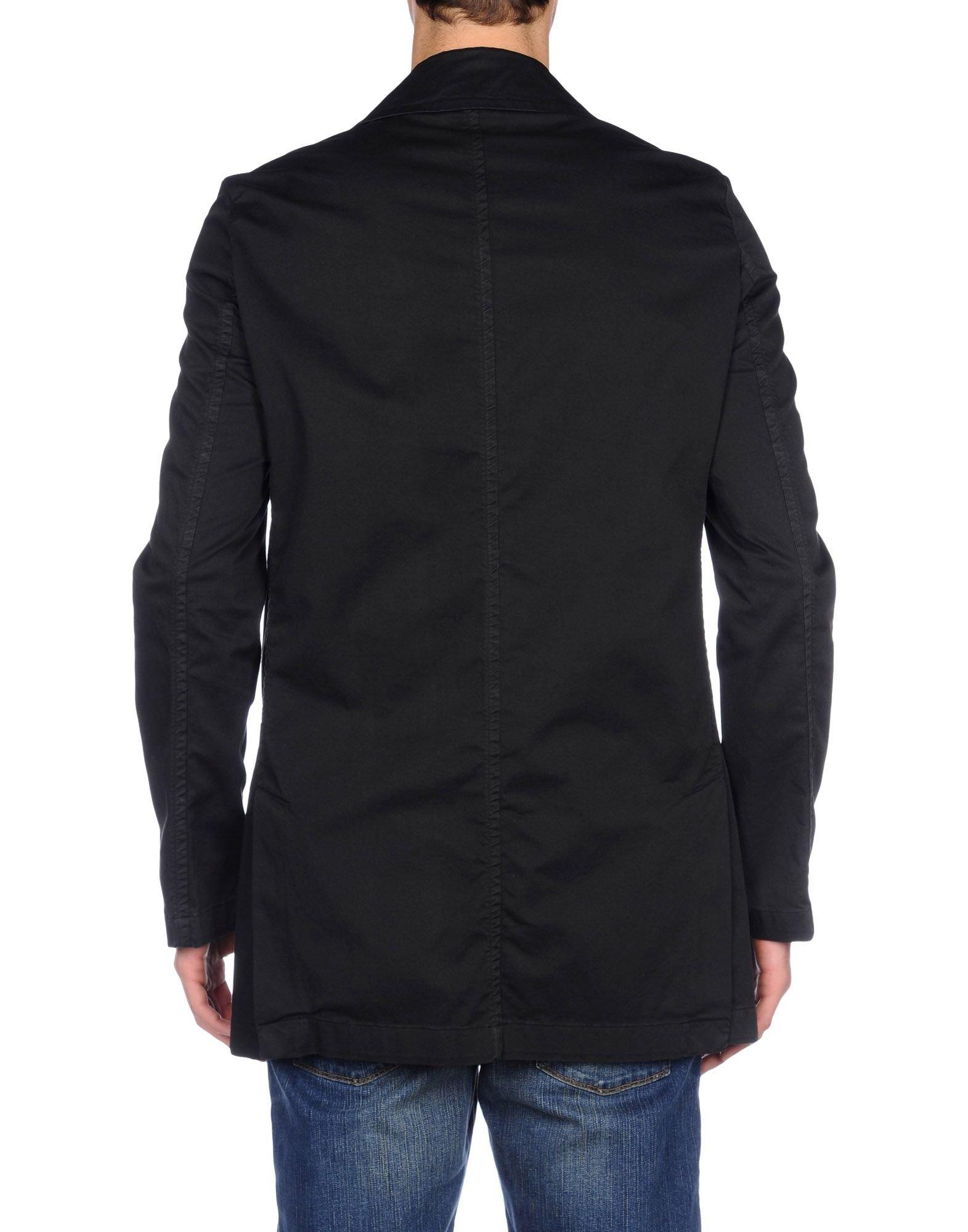 Marni Full-length Jacket in Black for Men