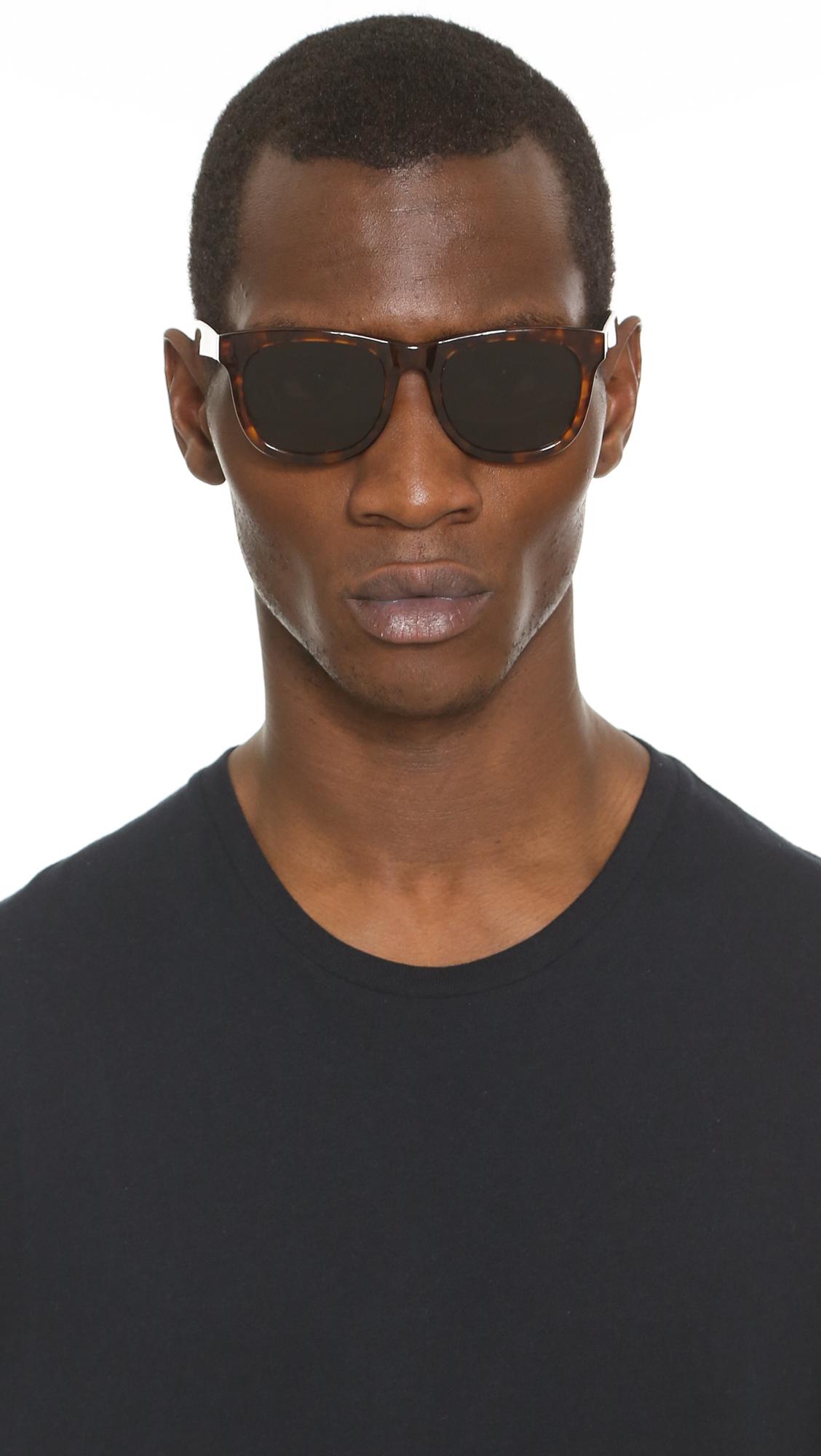 46088fe1243 Han Kjobenhavn Wolfgang Sunglasses in Green for Men - Lyst