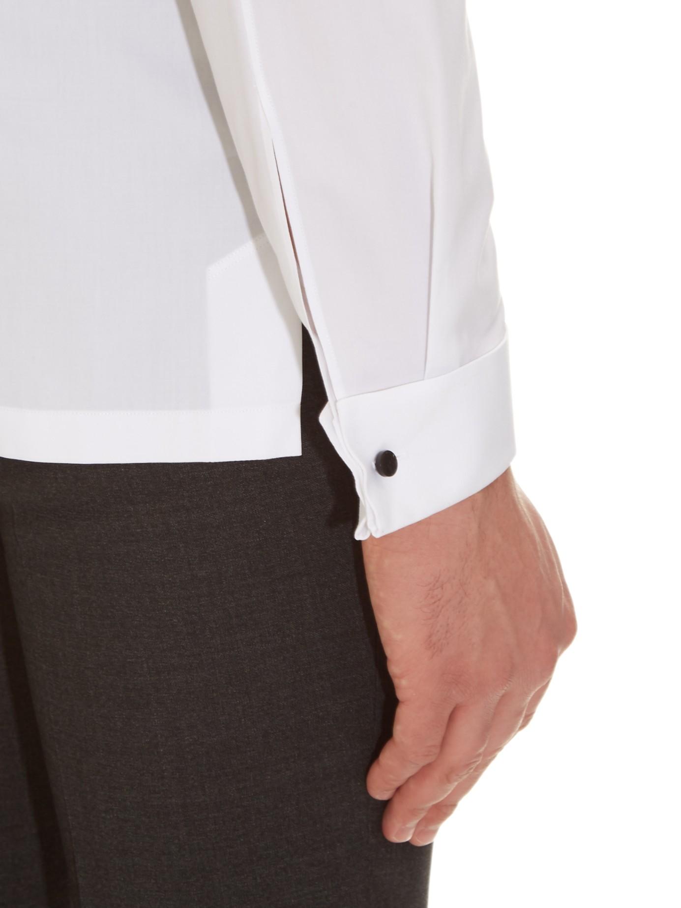 47270df4 New Balenciaga Double Shirt | The Art of Mike Mignola