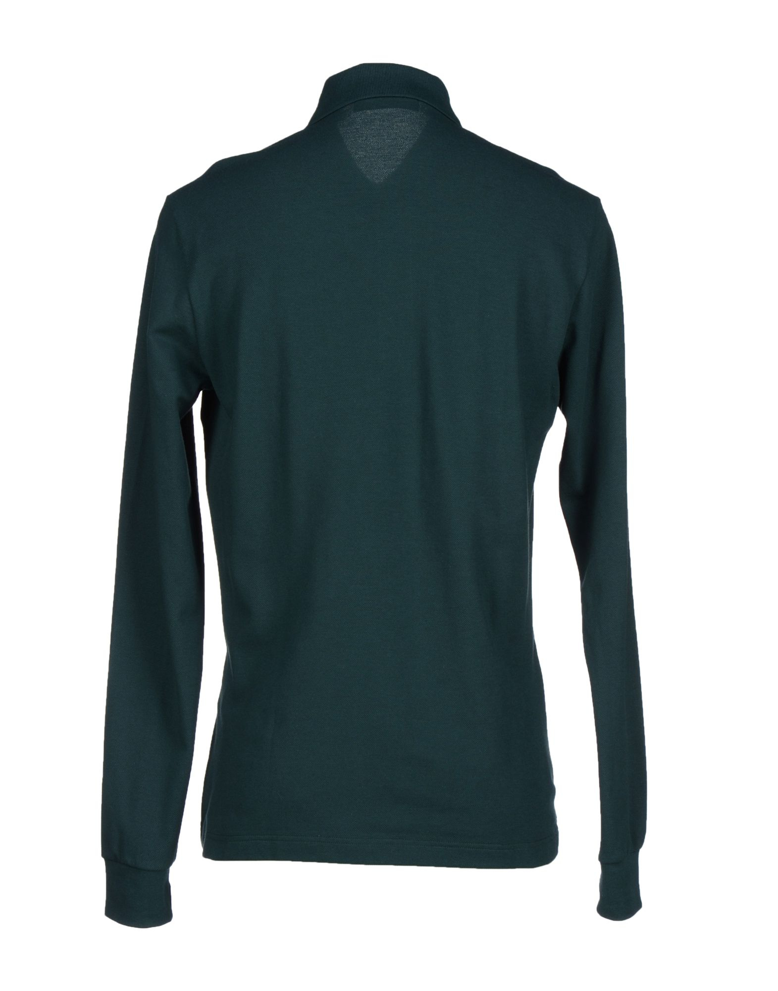 Fred Perry Polo Shirt In Green For Men Dark Green Lyst