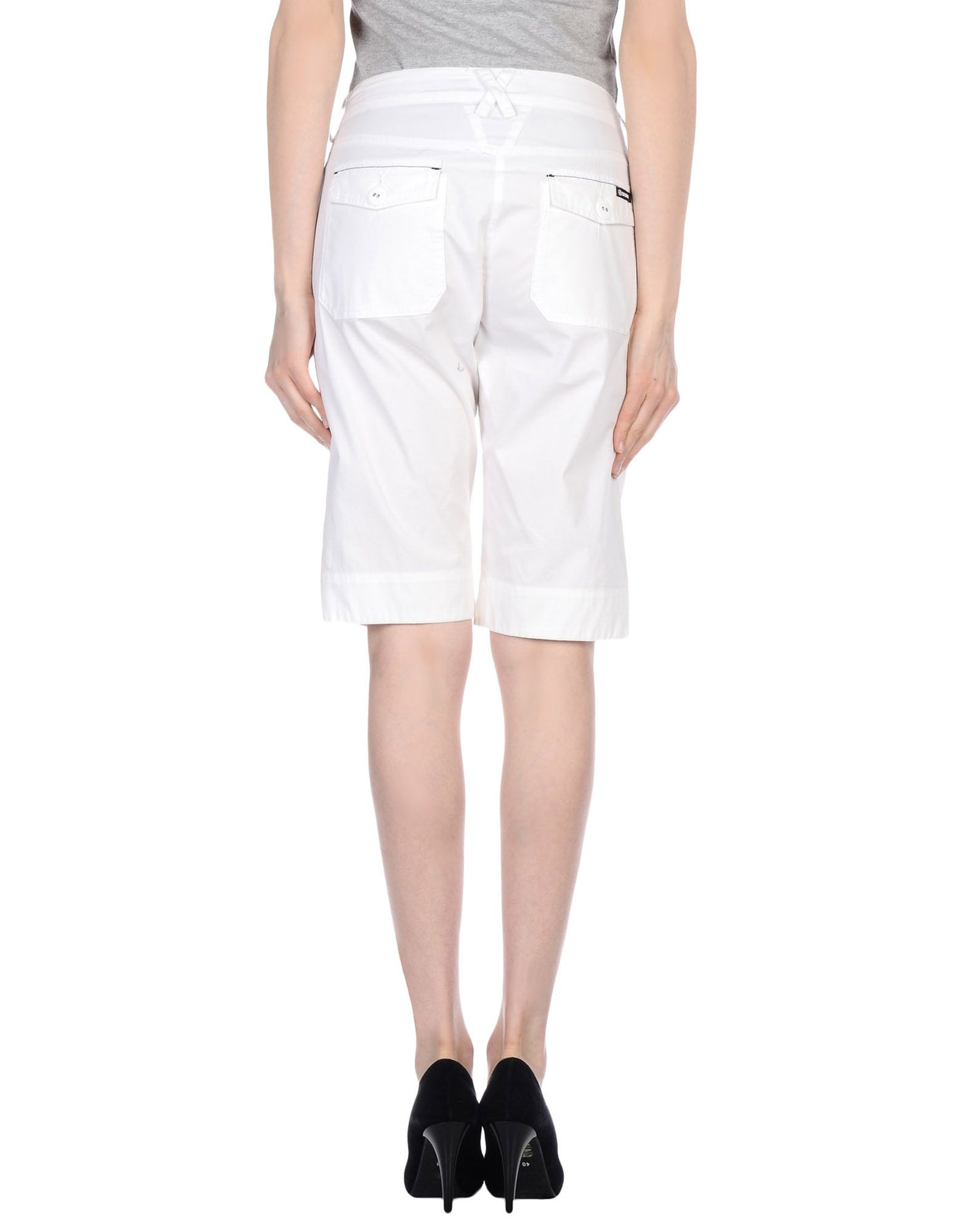 Bermuda Shorts Endlessly versatile, men's Bermuda shorts are an essential wardrobe staple that lets you mix-and-match your outfit to suit your individual style. Whether you're after something more tailored or sporty, Farfetch has curated a considered collection of innovative designs from the freshest labels.
