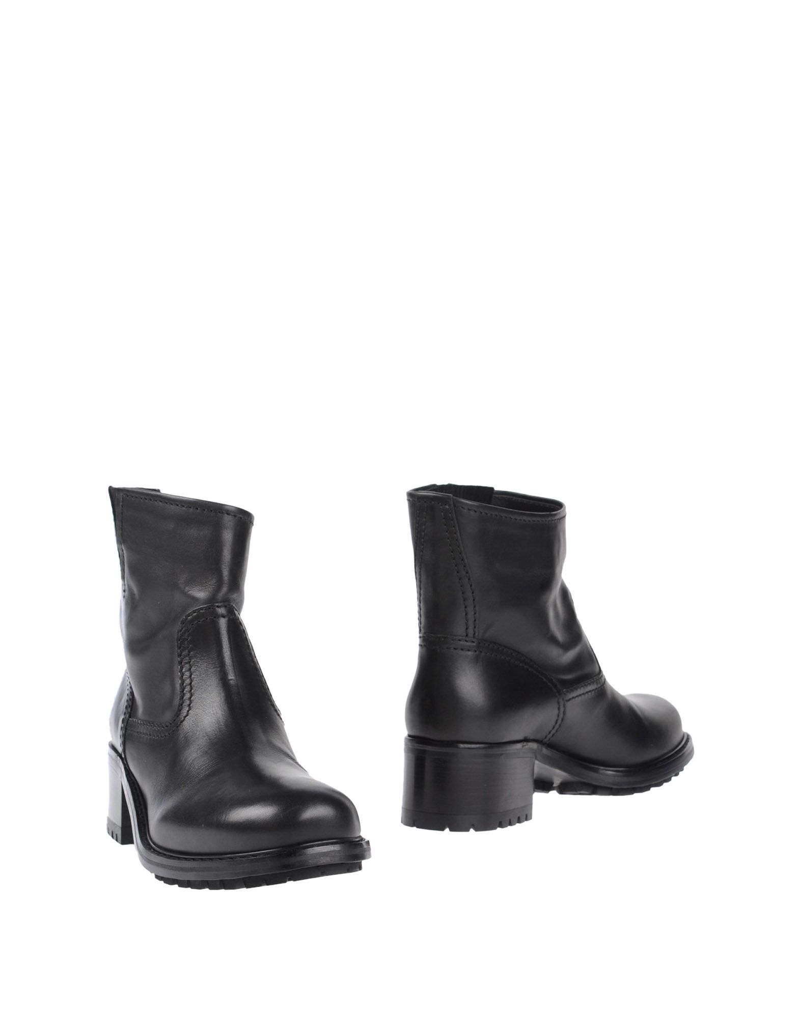 car shoe ankle boots in black lyst