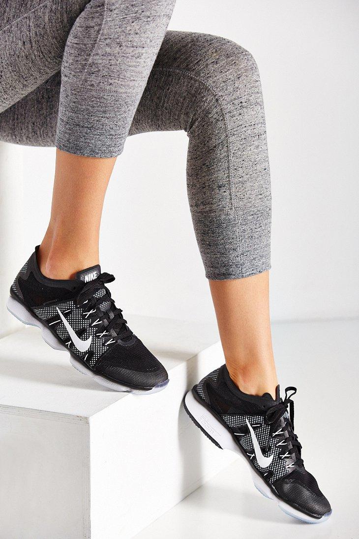 Nike Women's Zoom Fit Agility 2 Training Sneaker In Black