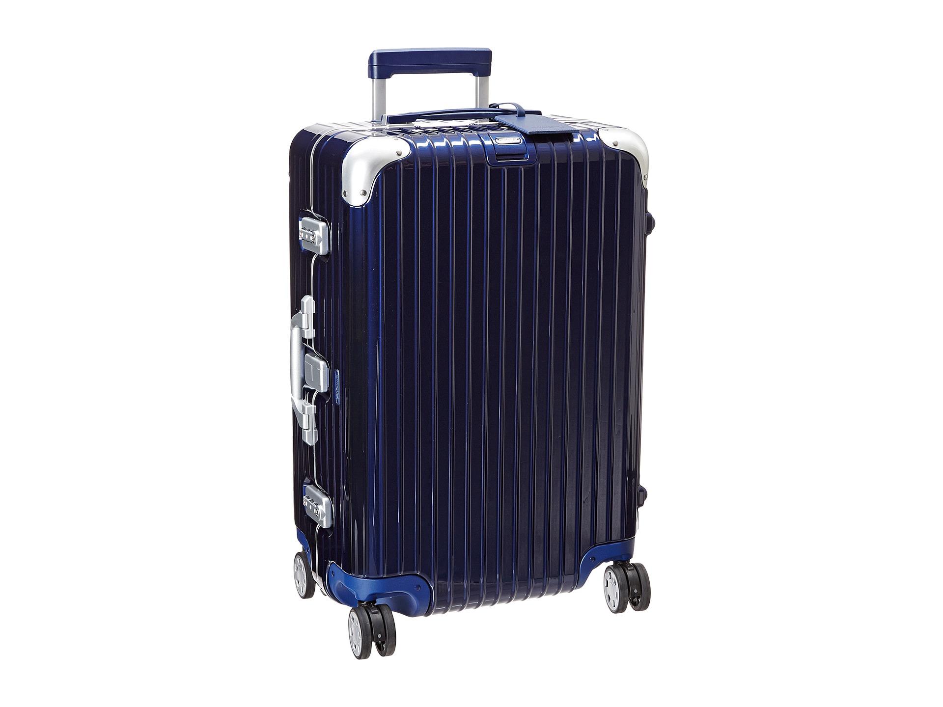 rimowa limbo 26 multiwheel in blue for men lyst. Black Bedroom Furniture Sets. Home Design Ideas
