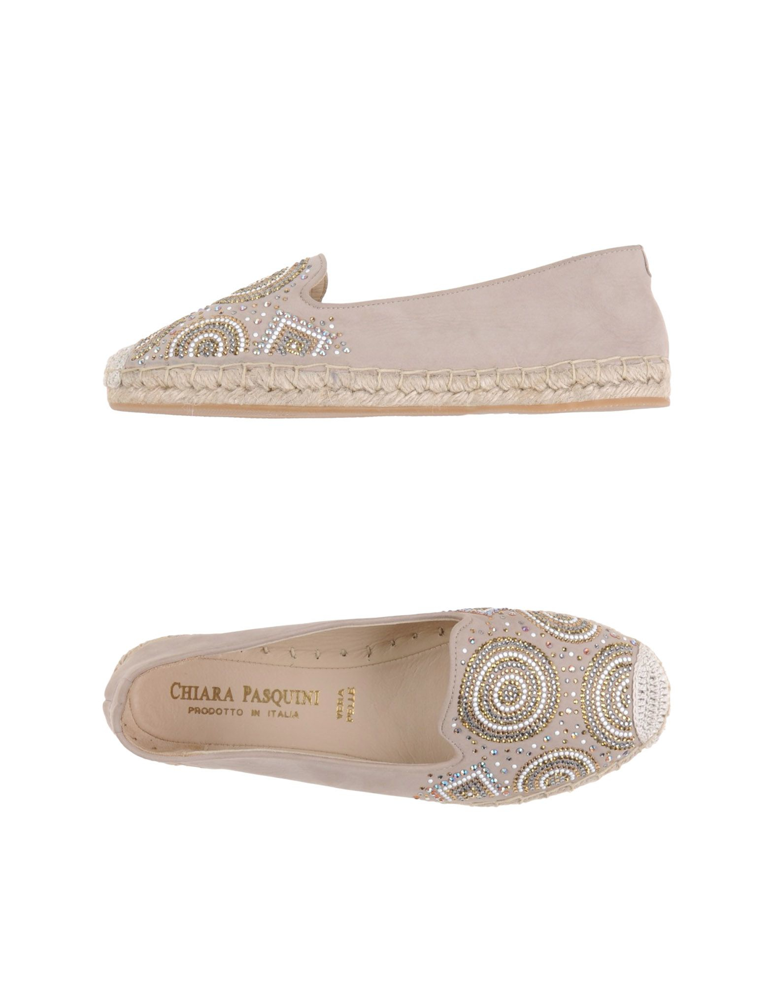 FOOTWEAR - Espadrilles Chiara Pasquini Lowest Price Cheap Online For Sale Free Shipping Countdown Package Cheap Online 2018 Newest Cheap Online 3BkwVmwn