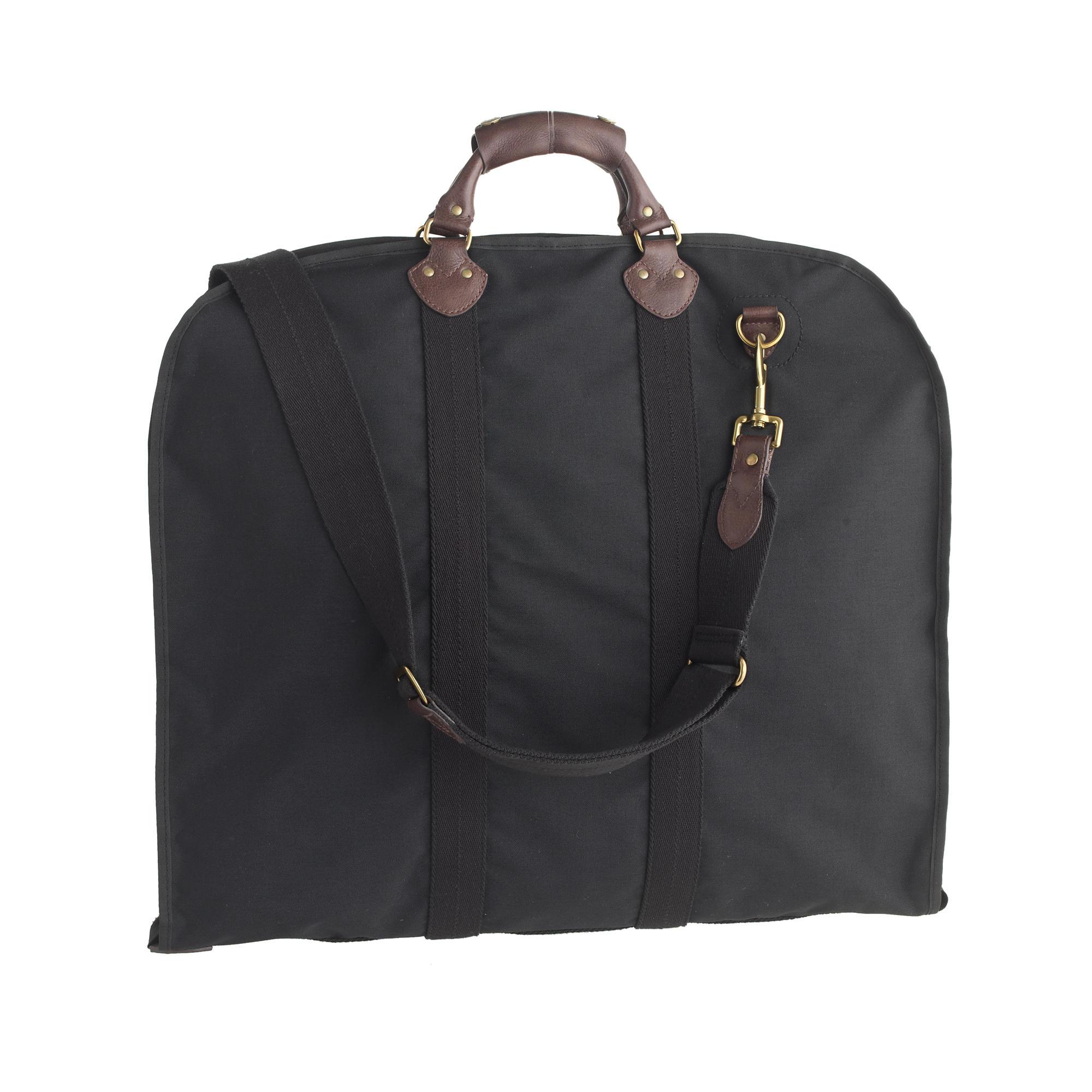 Lyst J Crew Garment Bag In Black