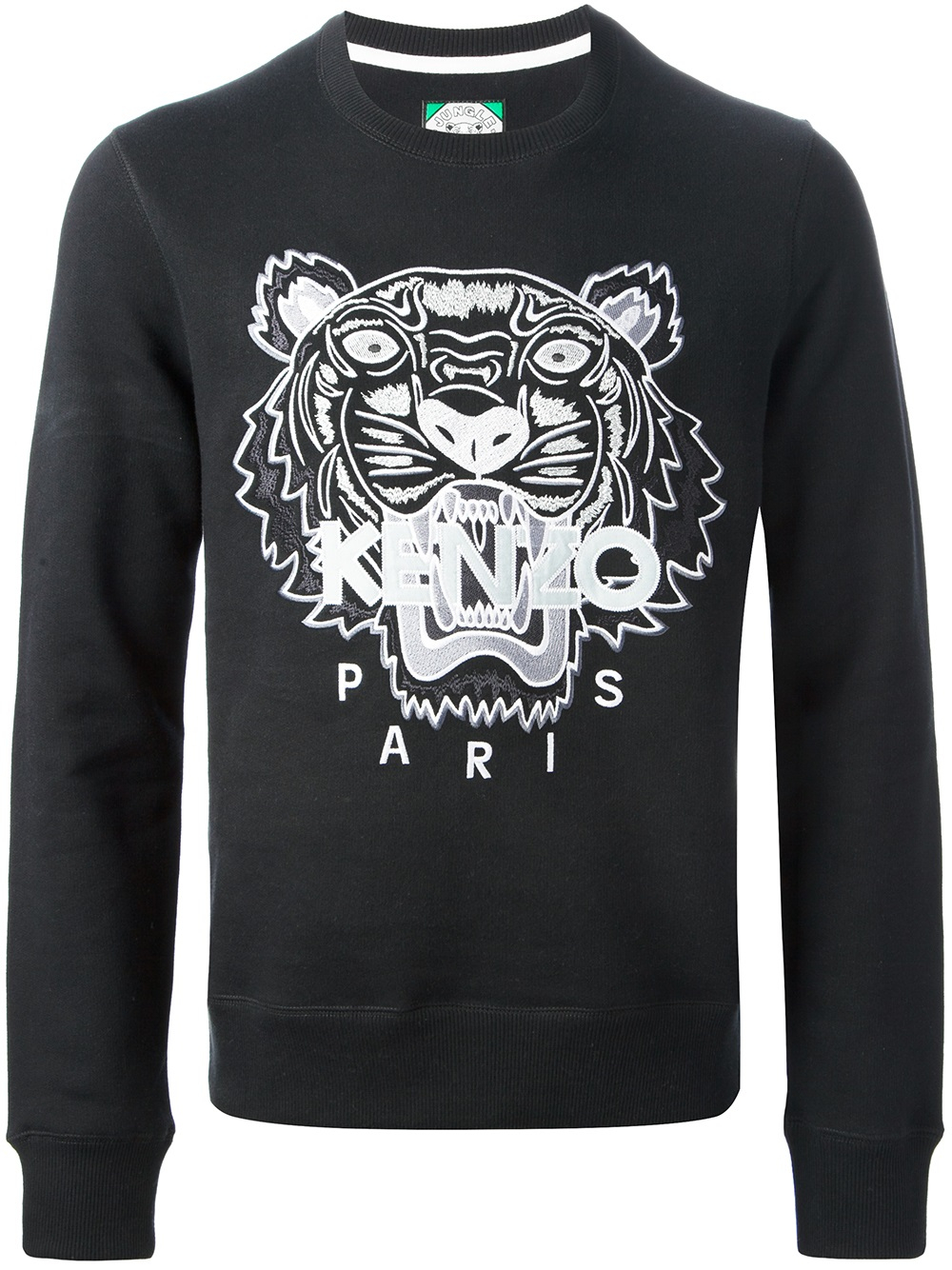 Sweater Brody Lyst Men Kenzo In For Black TFKJl13uc