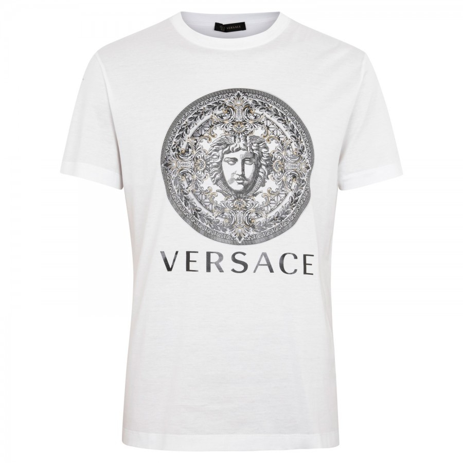 versace medusa shirt. Black Bedroom Furniture Sets. Home Design Ideas