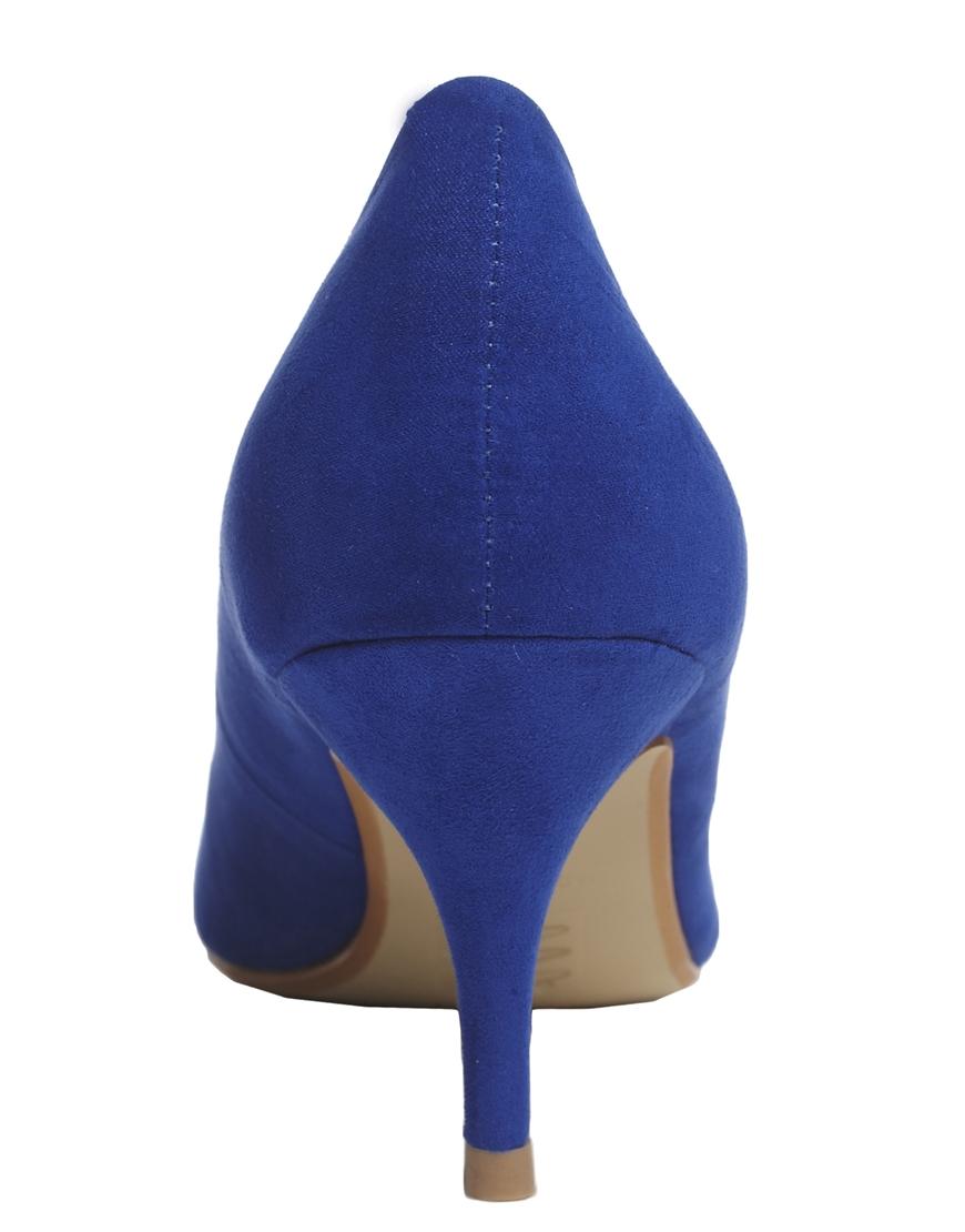 Cobalt Court Shoes