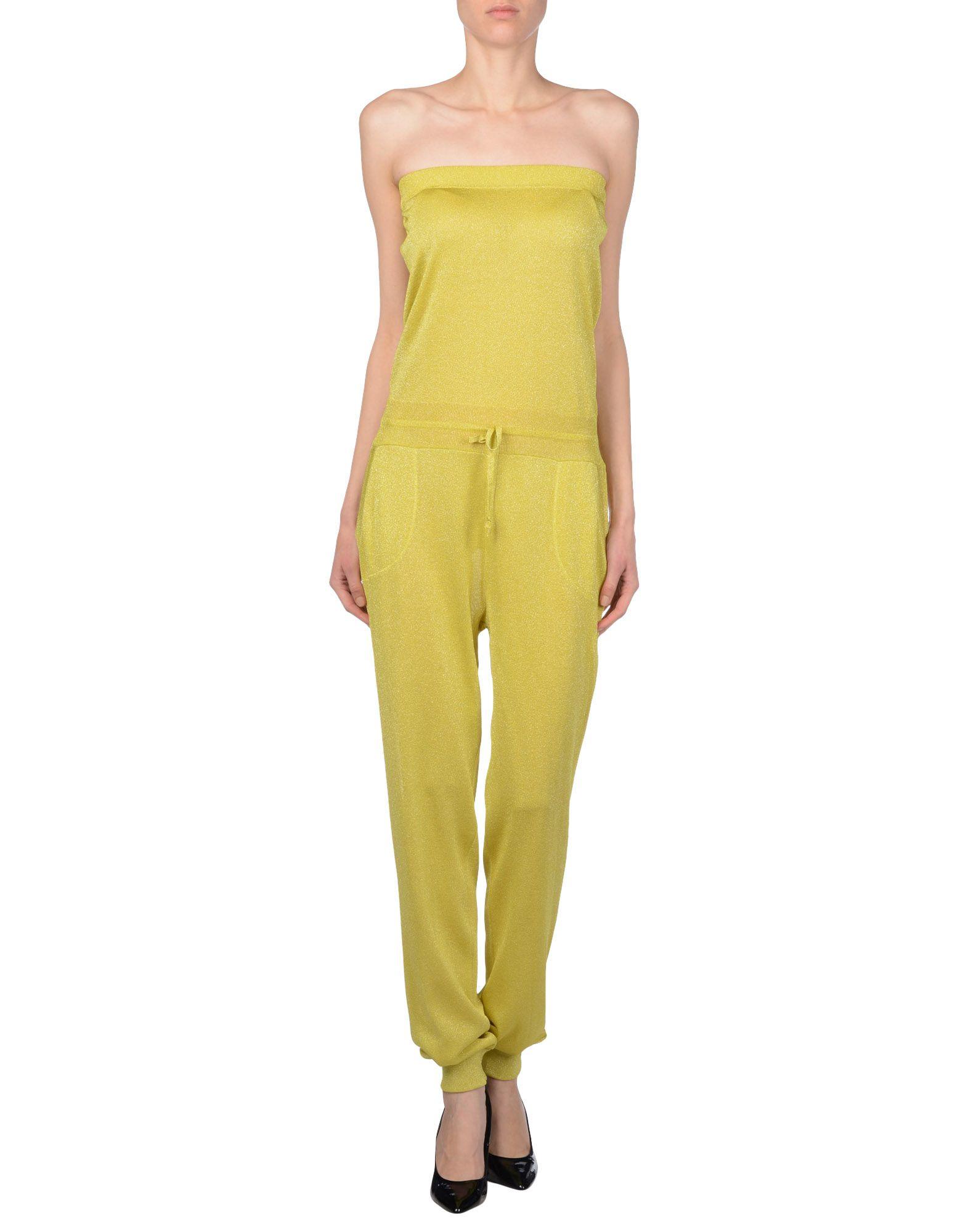 Amazing Women39s Yellow Jumpsuit