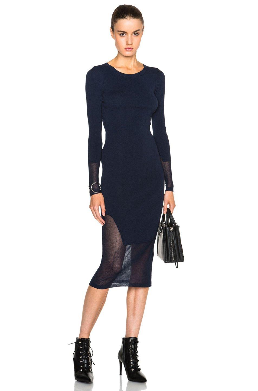 Malene Birger Axelremsväska : Lyst by malene birger millos dress in blue