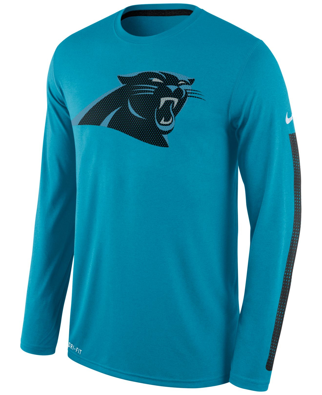 Carolina Panthers Long Sleeve T Shirts