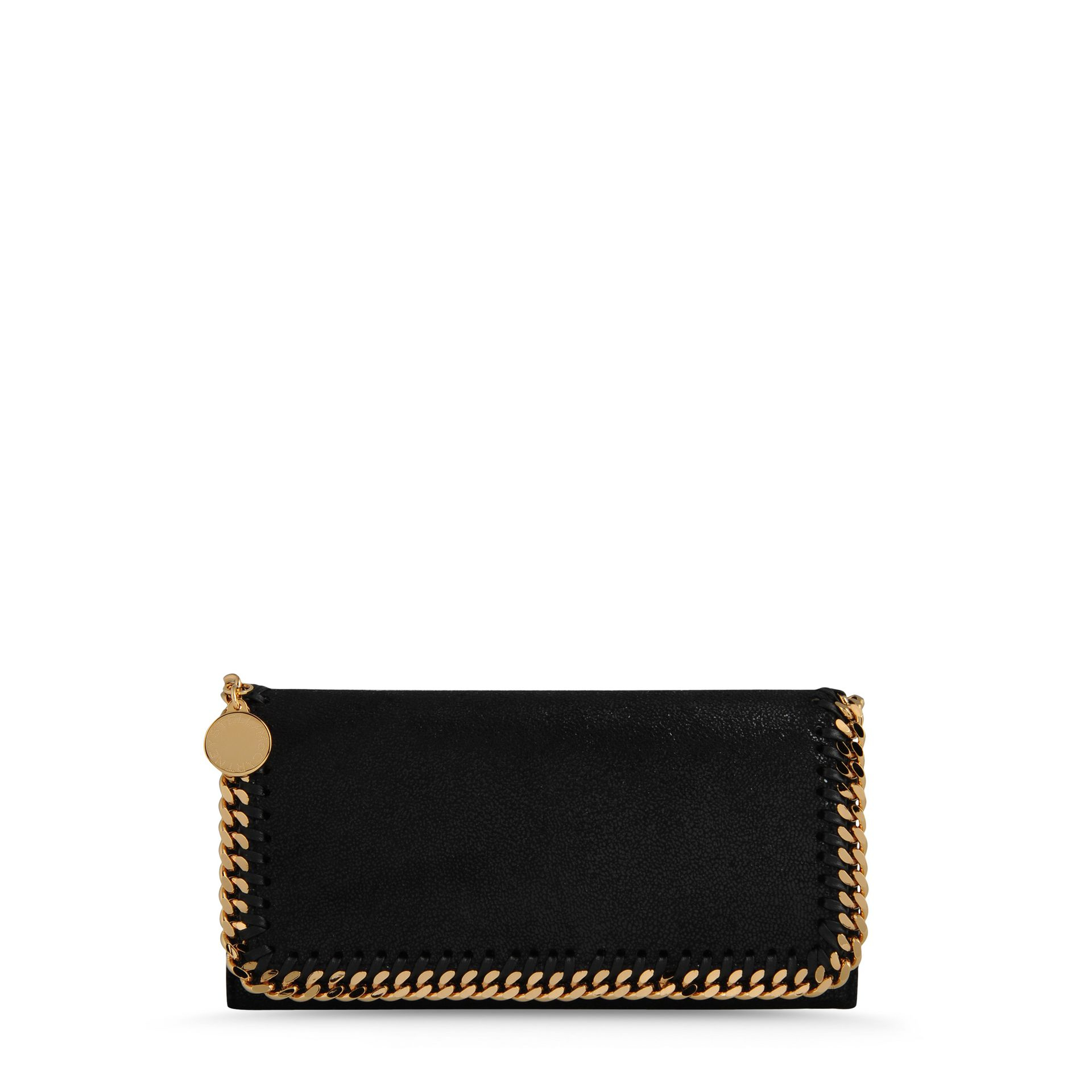 Lyst Stella Mccartney Black Falabella Shaggy Deer Small