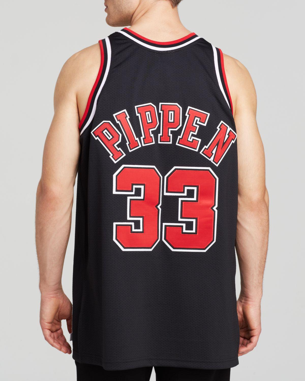 c3c4bc2c1 Lyst - Mitchell   Ness 1997-98 Chicago Bulls Scottie Pippen Jersey ...