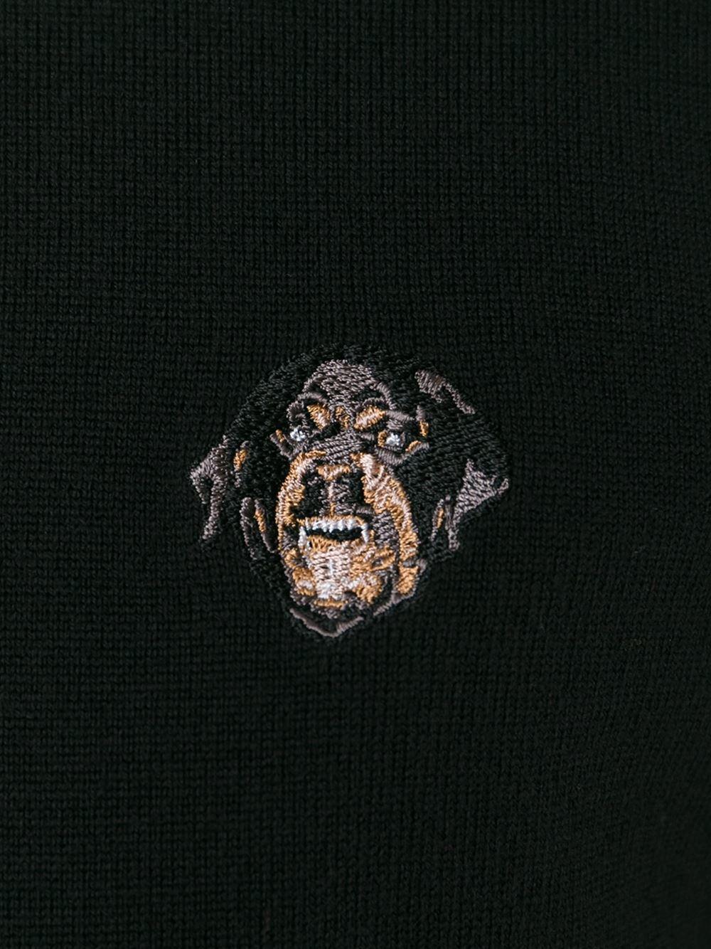 Givenchy Dog Logo