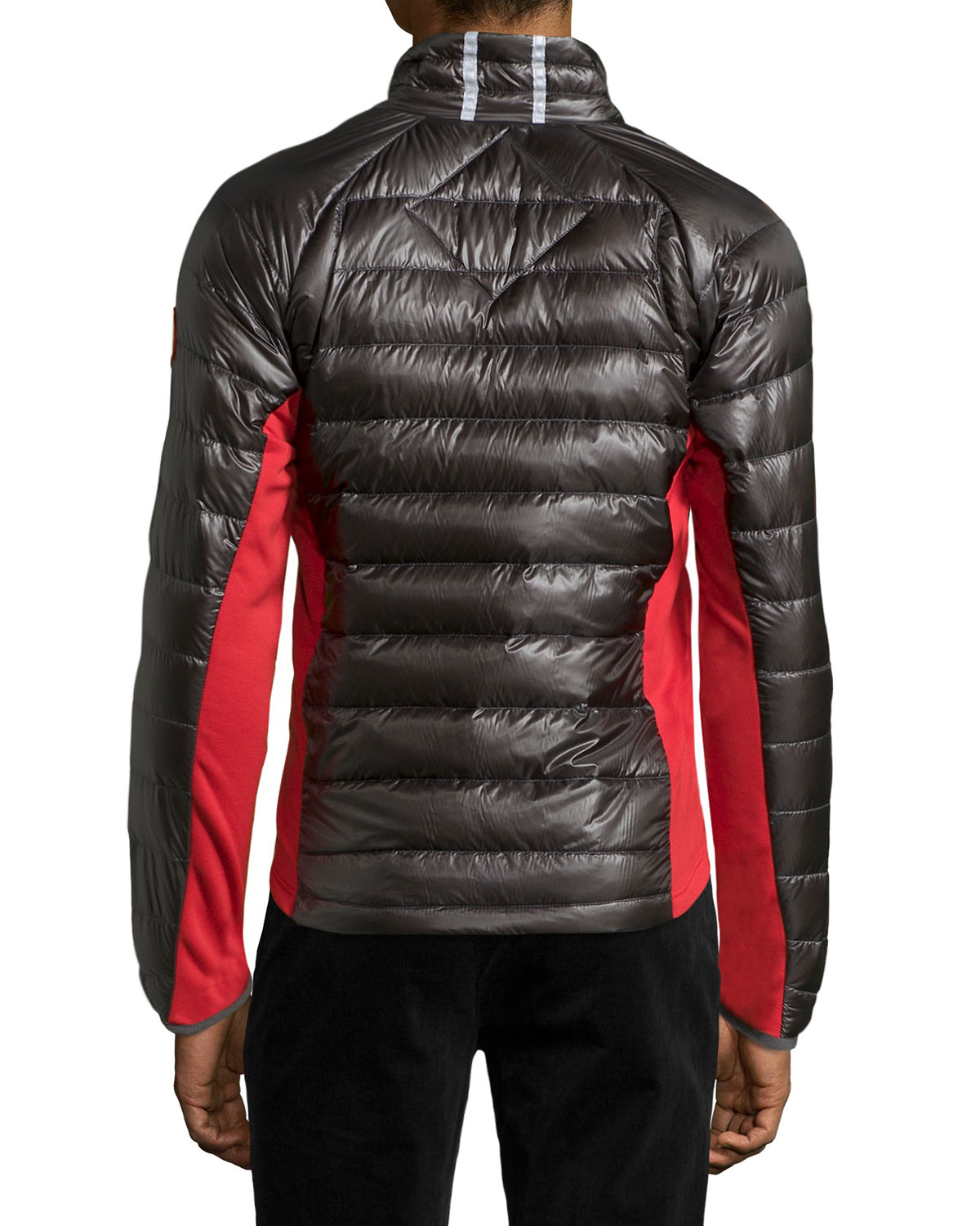 Canada Goose official - Canada goose Hybridge Lite Puffer Jacket in Red for Men | Lyst