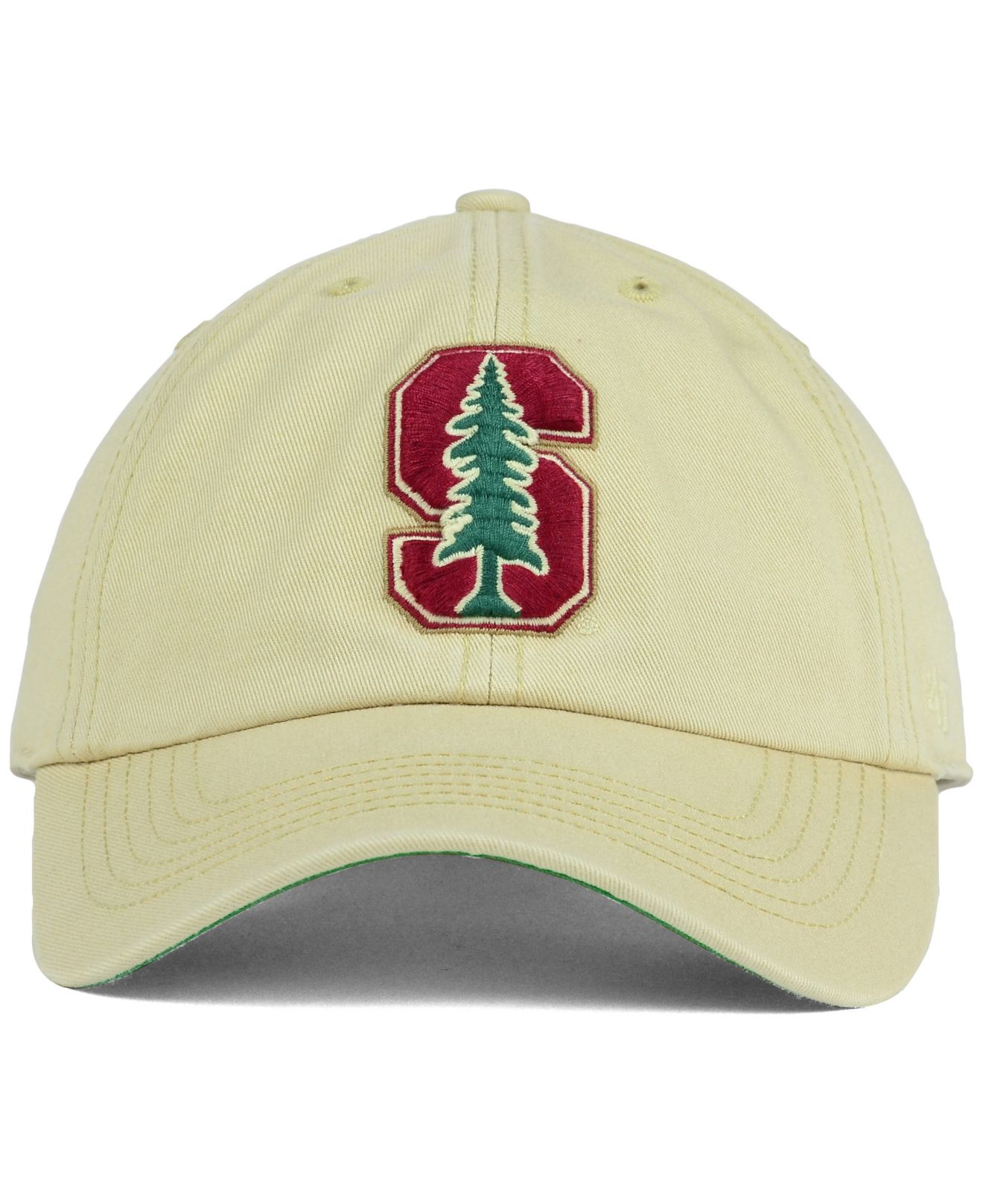 7c1d9bf9a61 Lyst - 47 Brand Stanford Cardinal Sahara Lawrence Cap in Natural for Men