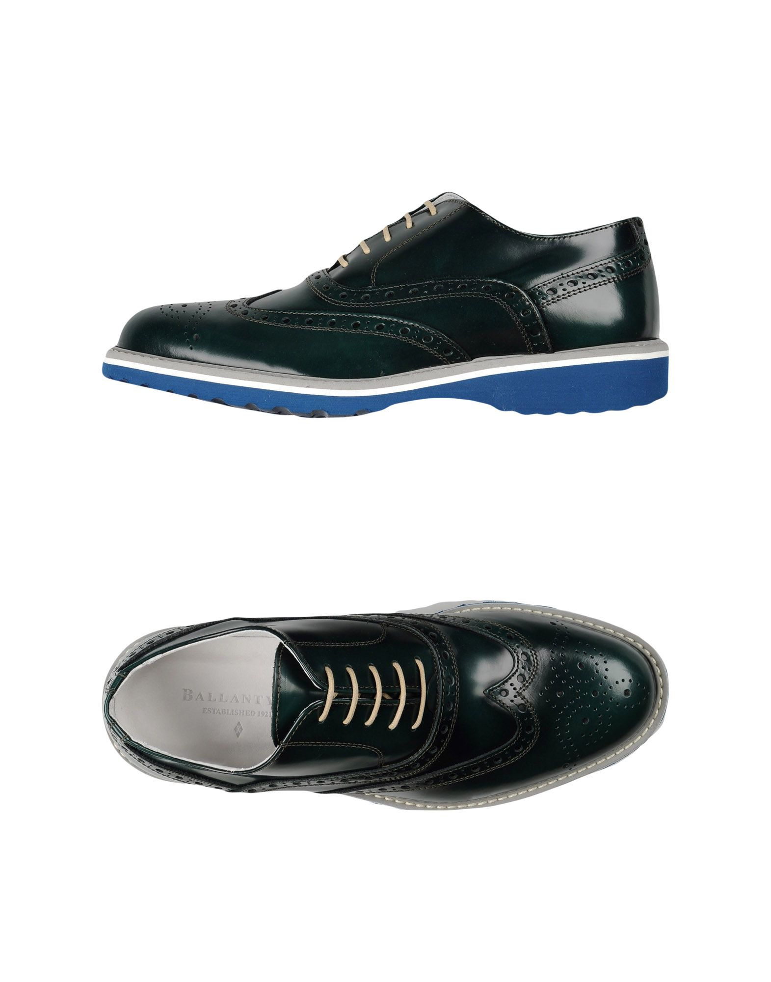 FOOTWEAR - Lace-up shoes Ballantyne nrhUEj