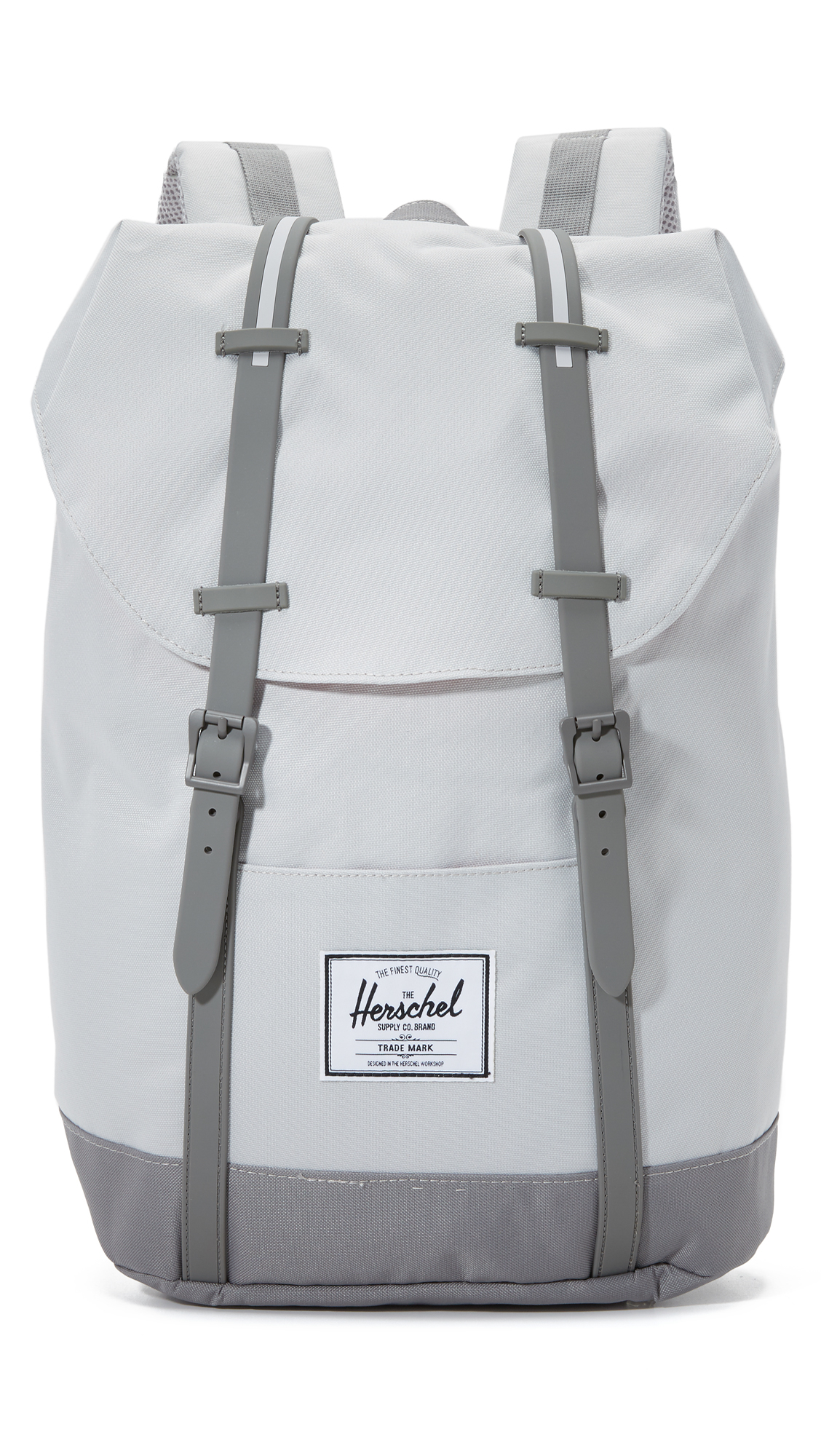 Lyst - Herschel Supply Co. Retreat Backpack in Gray for Men 11d69cdcc32e1