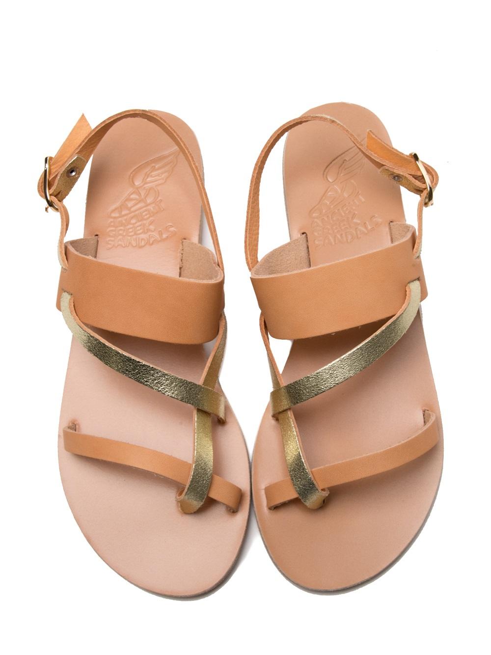 Ancient Greek Sandals Alethea Leather Slingback Sandal lCVJAoJ